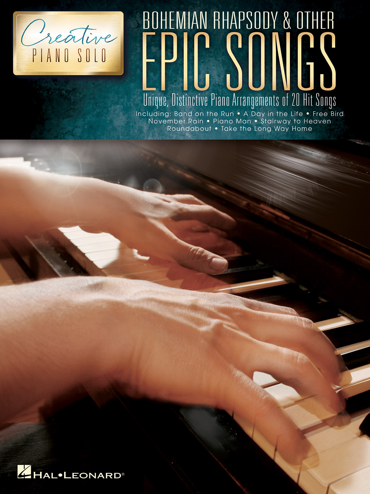 Bohemian Rhapsody and Other Epic Songs: Piano: Instrumental Work