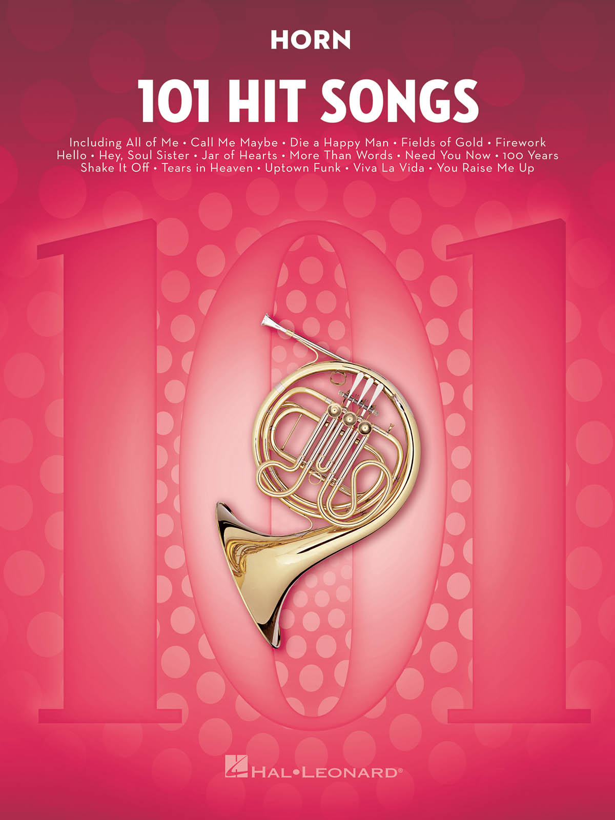 101 Hit Songs: French Horn Solo: Instrumental Album
