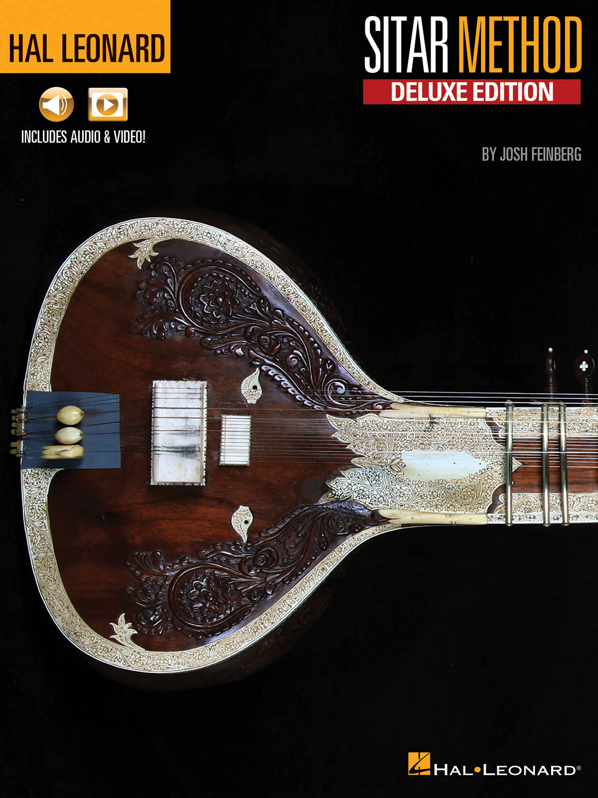 Josh Feinberg: Hal Leonard Sitar Method - Deluxe Edition: Other plucked strings: