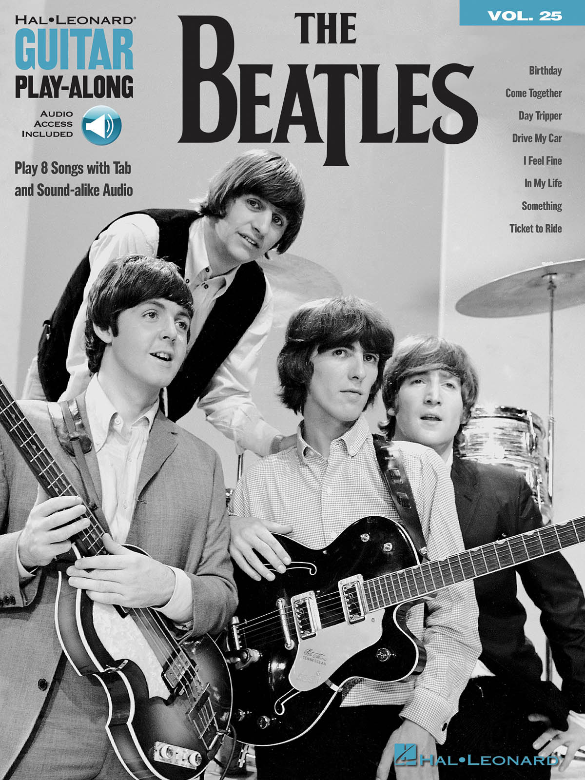 John Lennon Paul McCartney: The Beatles: Guitar Solo: Instrumental Album