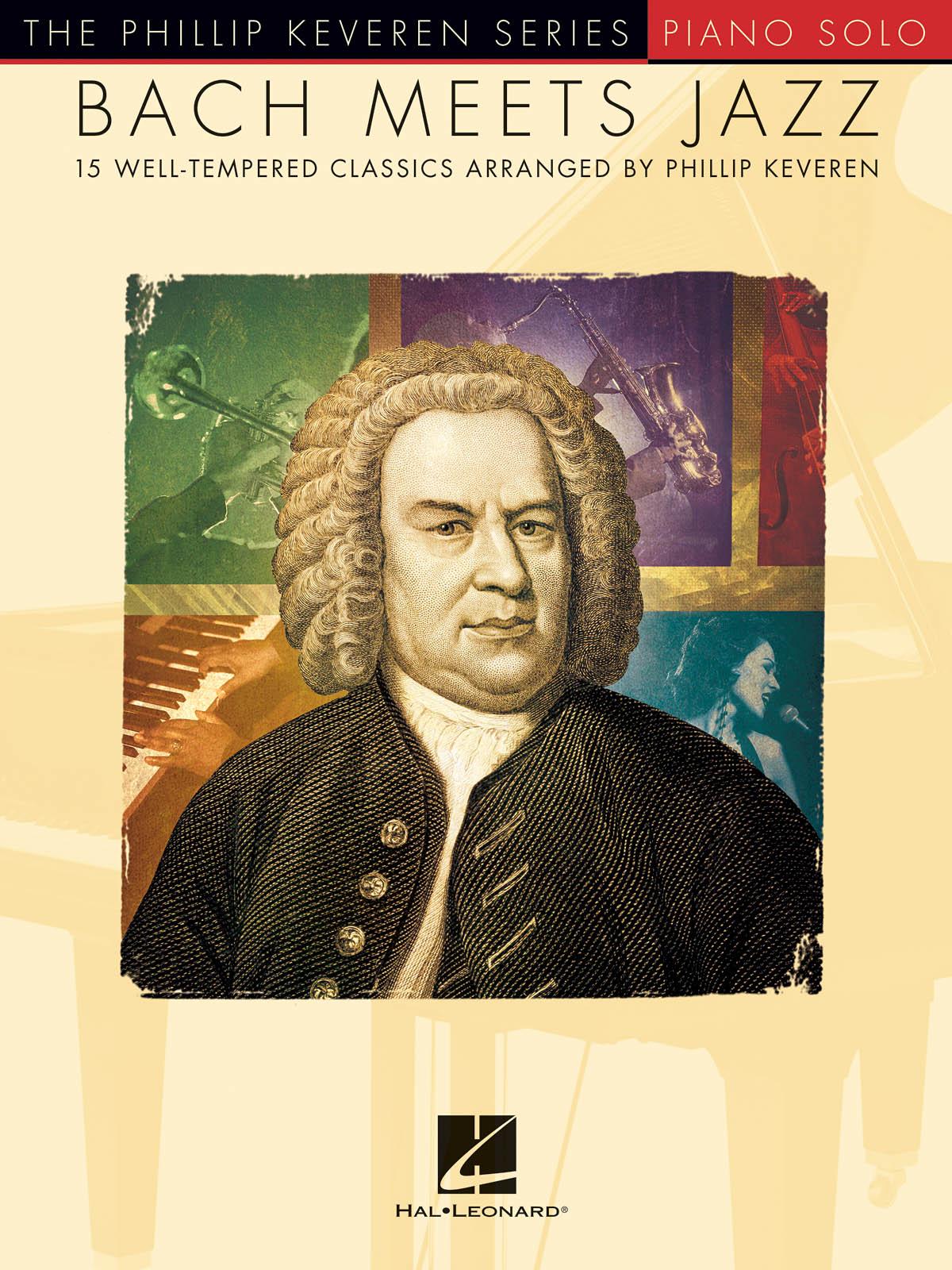 Bach Meets Jazz: Piano: Instrumental Album