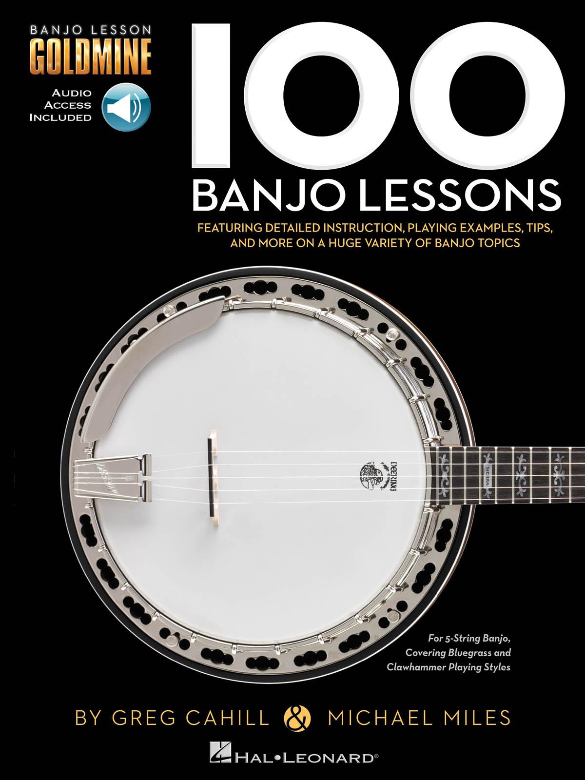 100 Banjo Lessons: Banjo