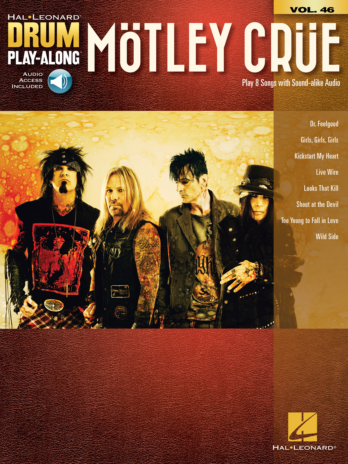 Blink-182: Mötley Crüe: Drums: Instrumental Album