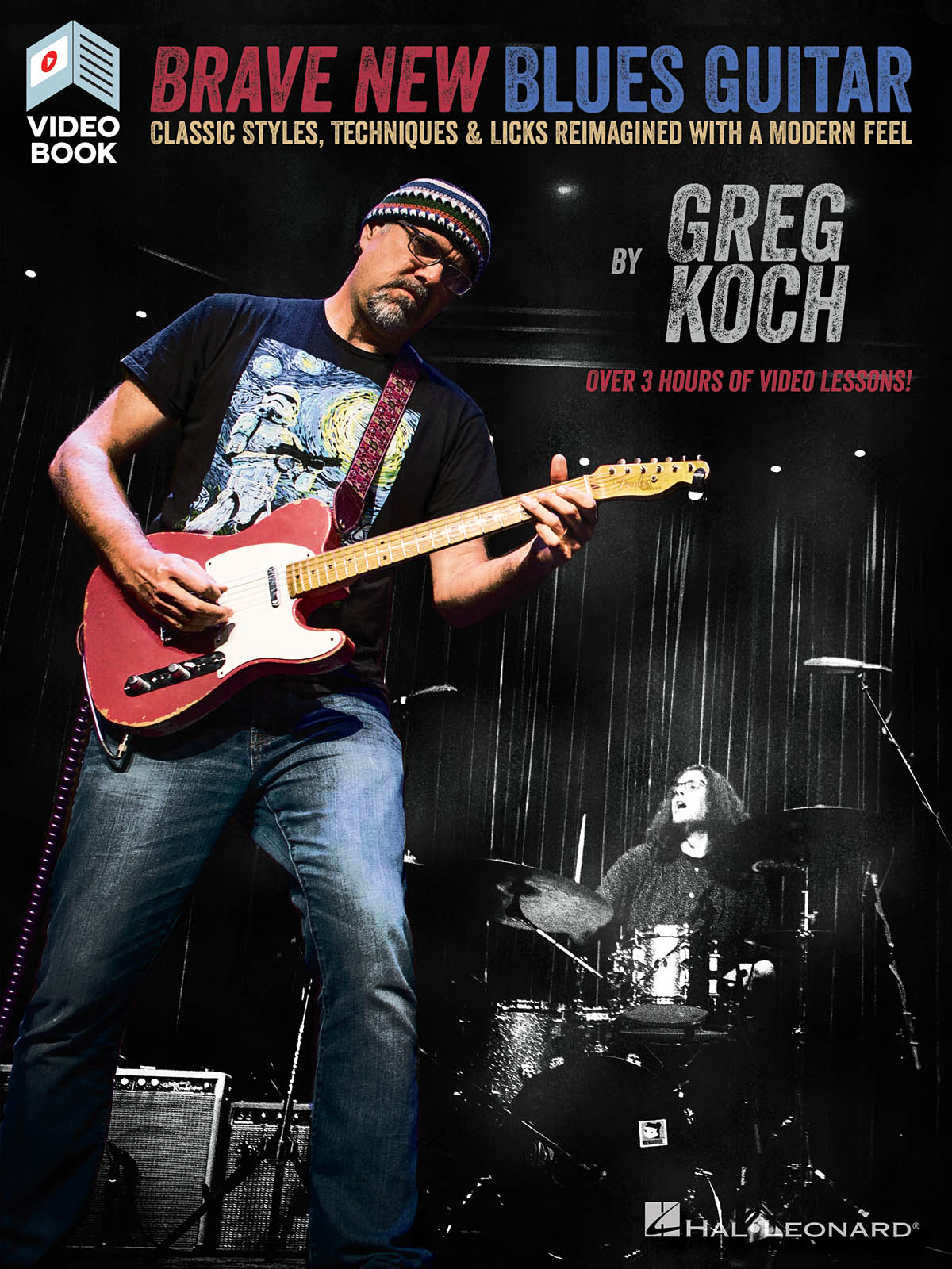 Brave New Blues Guitar: Guitar Solo: Instrumental Tutor