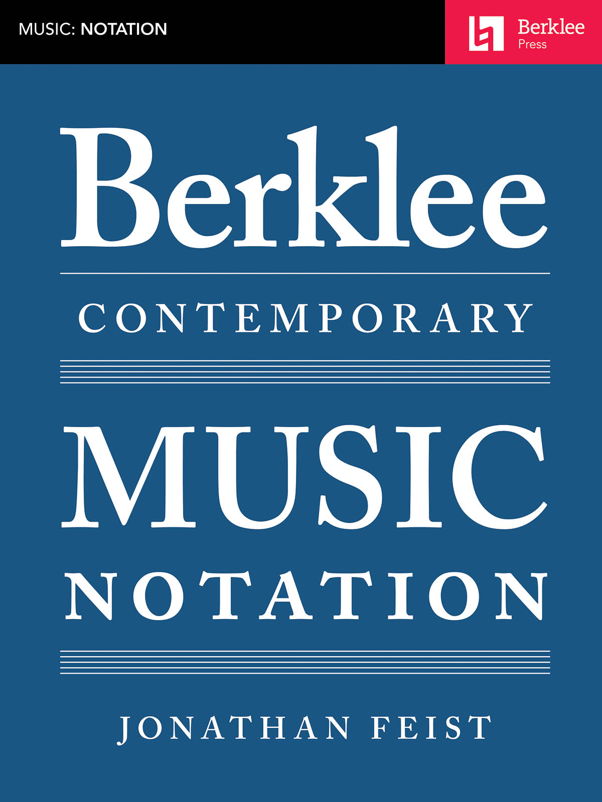 Berklee Contemporary Music Notation: Reference Books: Theory