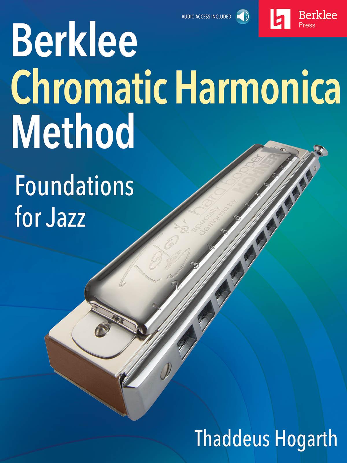 Berklee Method for Chromatic Harmonica: Harmonica
