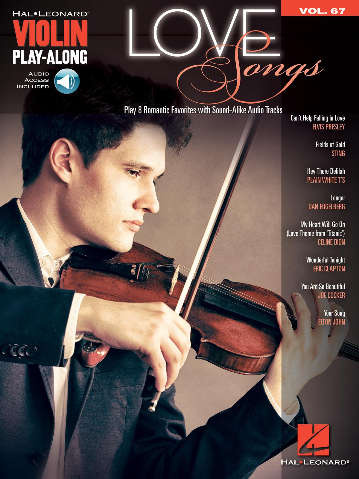 Love Songs: Violin Solo: Instrumental Album