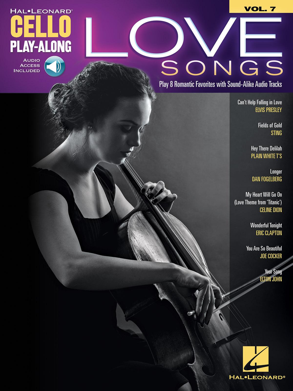 Love Songs: Cello Solo: Instrumental Album