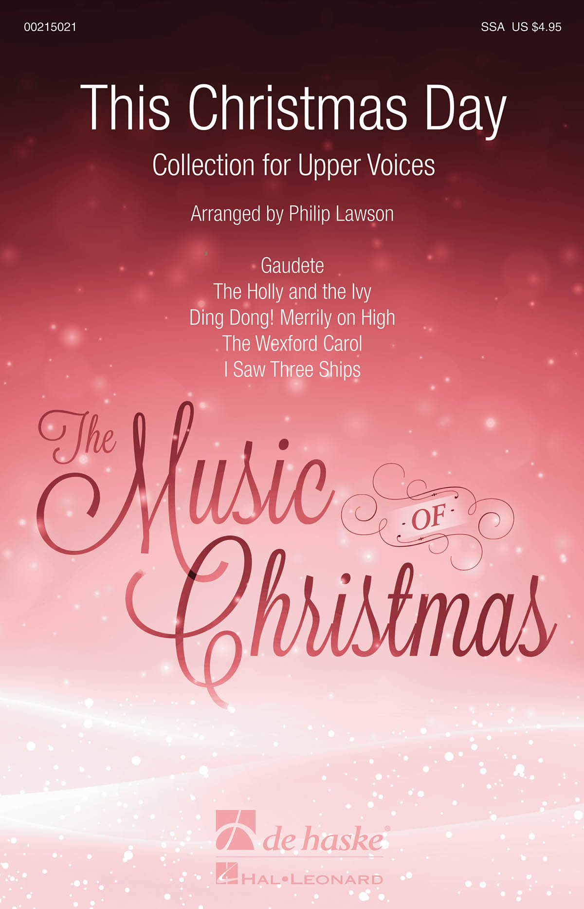 This Christmas Day: Upper Voices a Cappella: Vocal Score