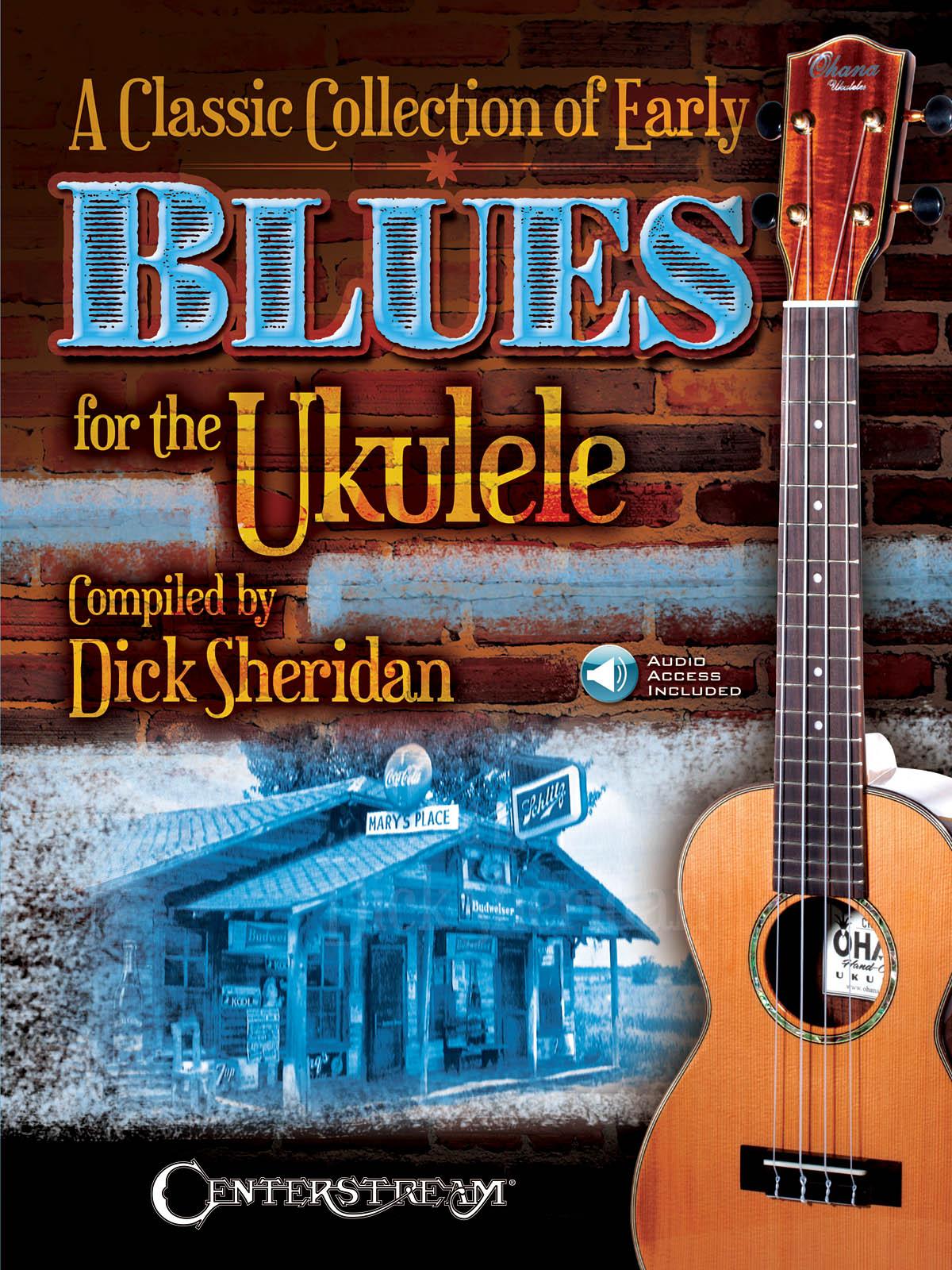 Classic Collection of Early Blues for Ukulele: Ukulele: Instrumental Album