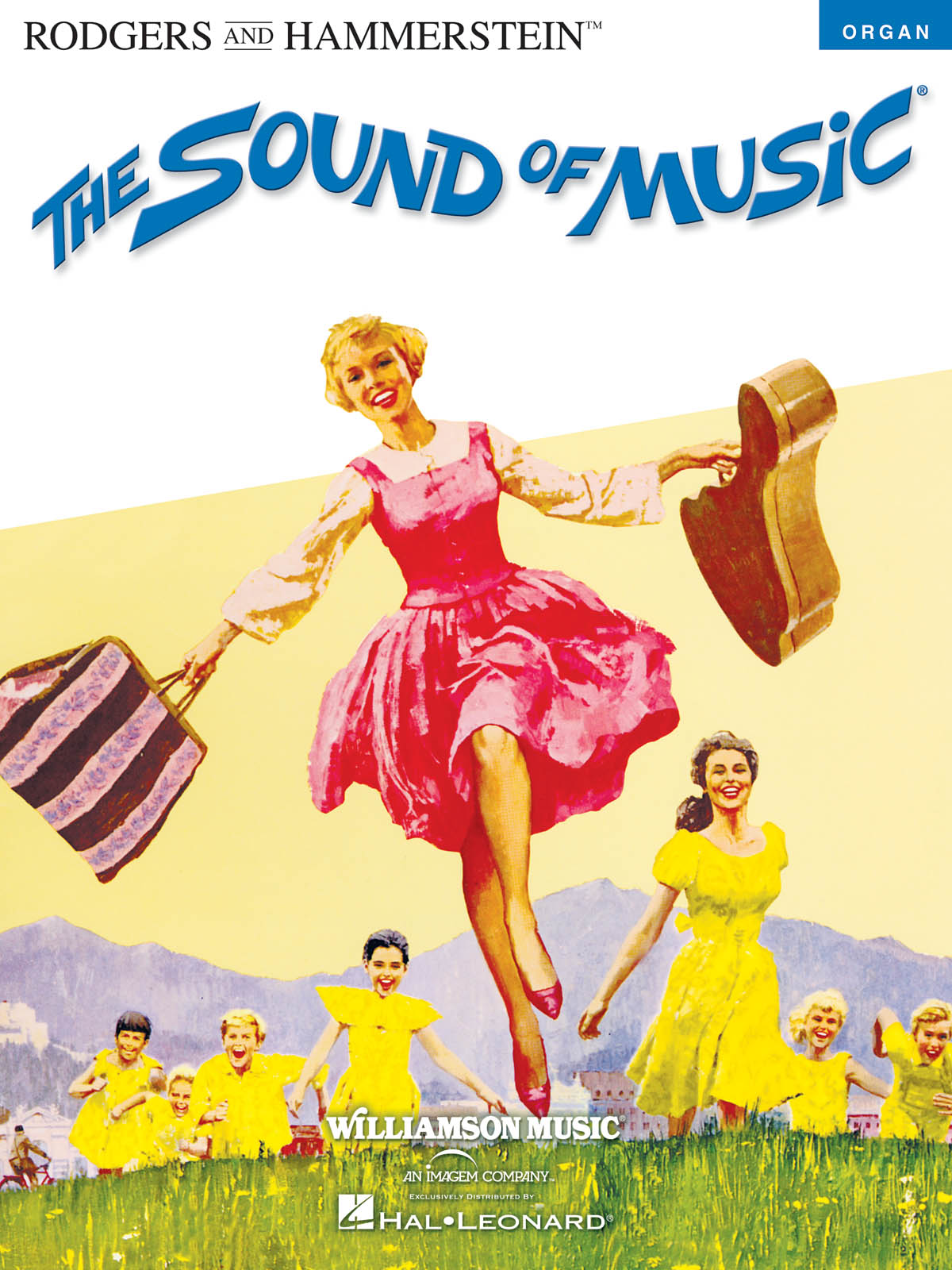 Oscar Hammerstein II Richard Rodgers: The Sound Of Music - Organ: Organ: