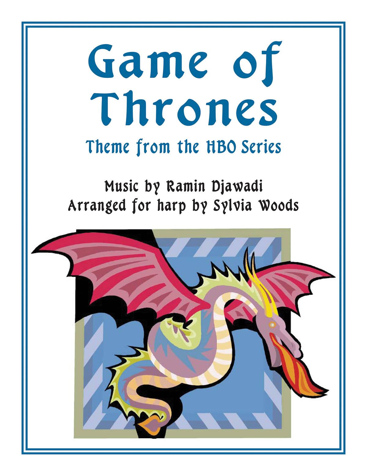 Ramin Djawadi: Game of Thrones: Harp Solo: Instrumental Work