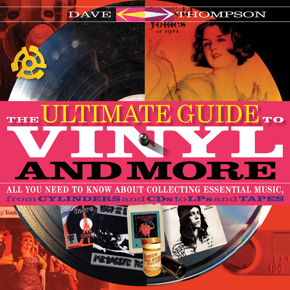 The Ultimate Guide to Vinyl and More: Reference