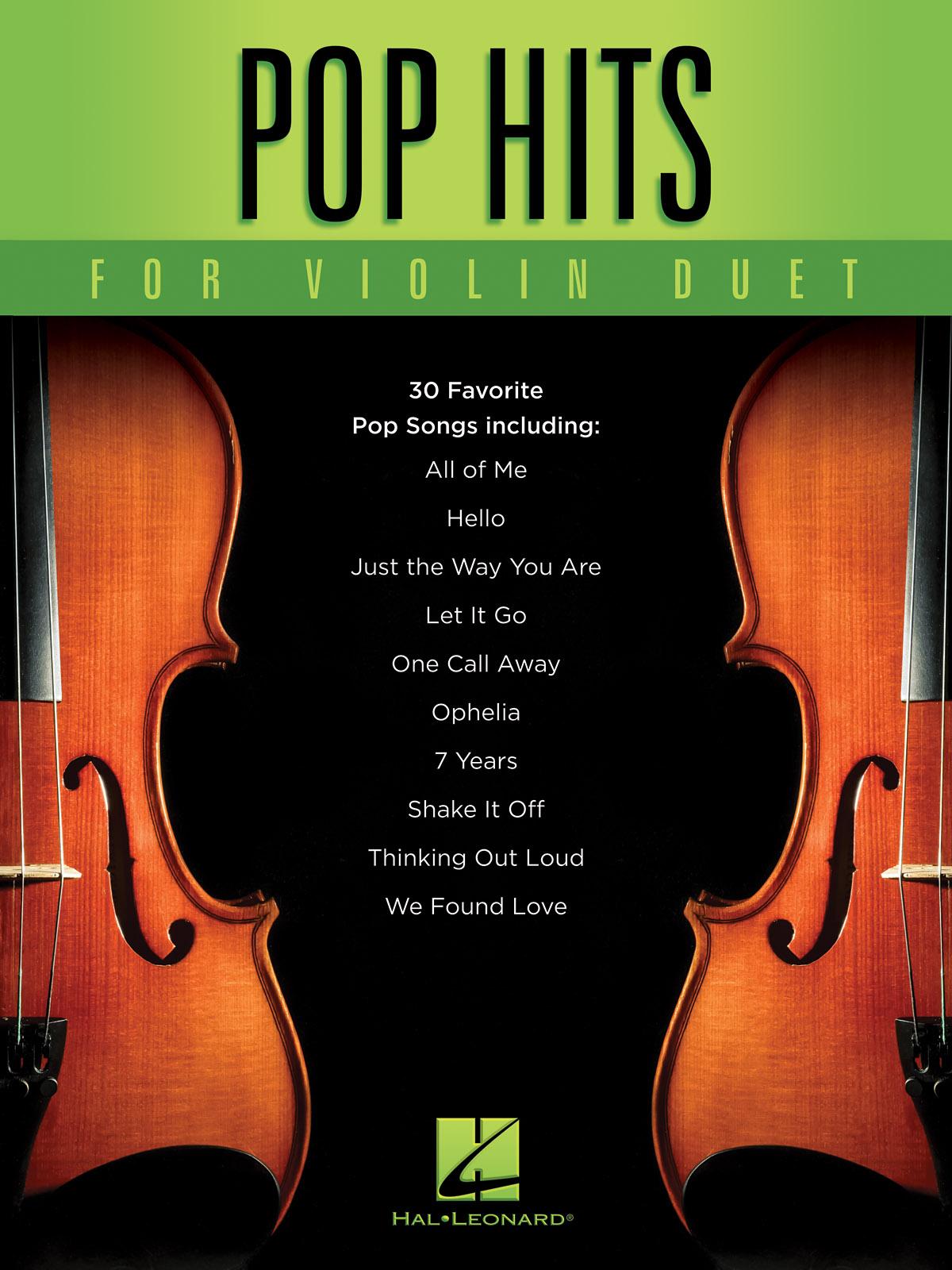 Pop Hits For Violin Duet: Violin Duet: Instrumental Album