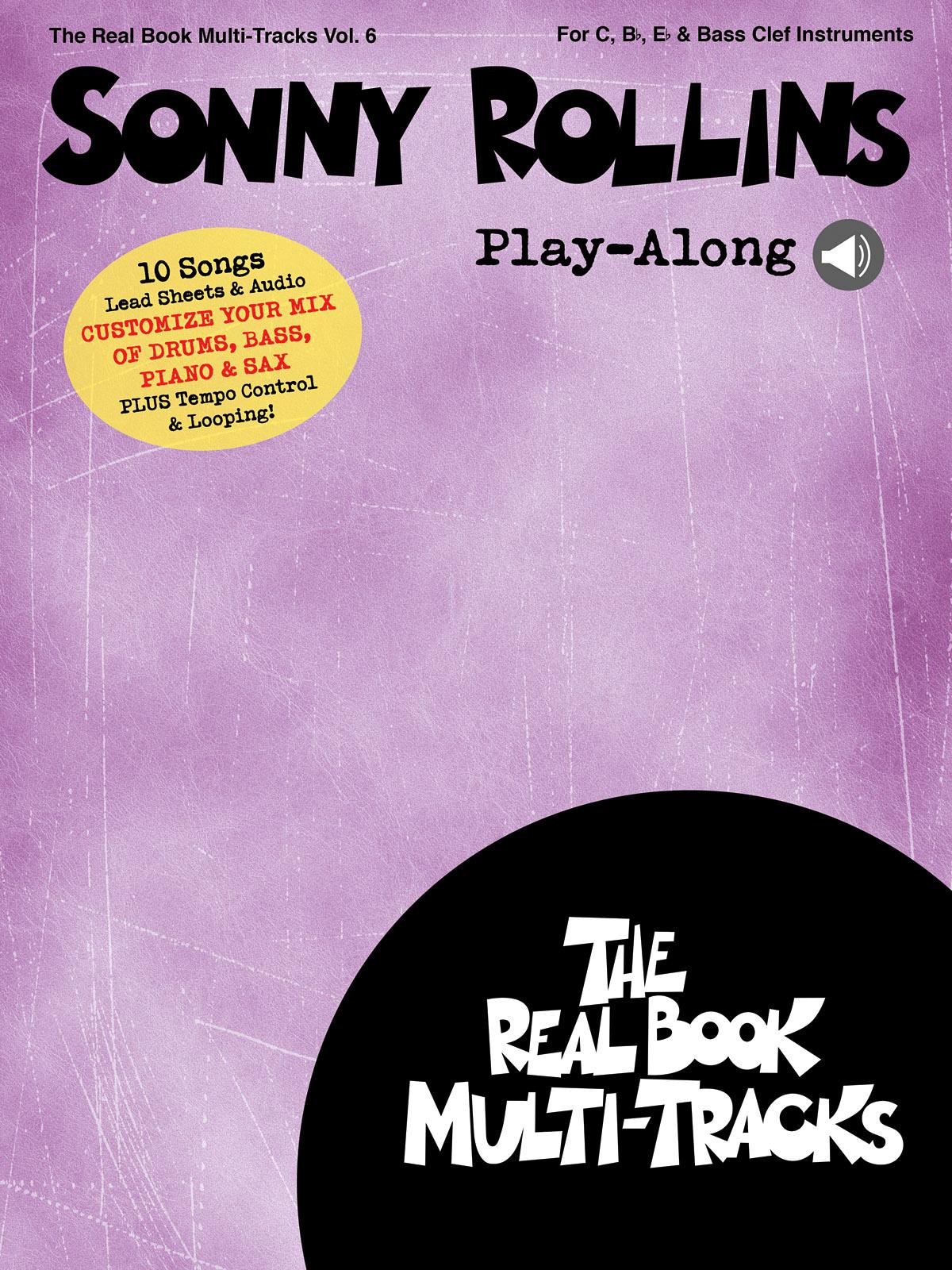 Sonny Rollins Play-Along: Other Variations: Instrumental Album