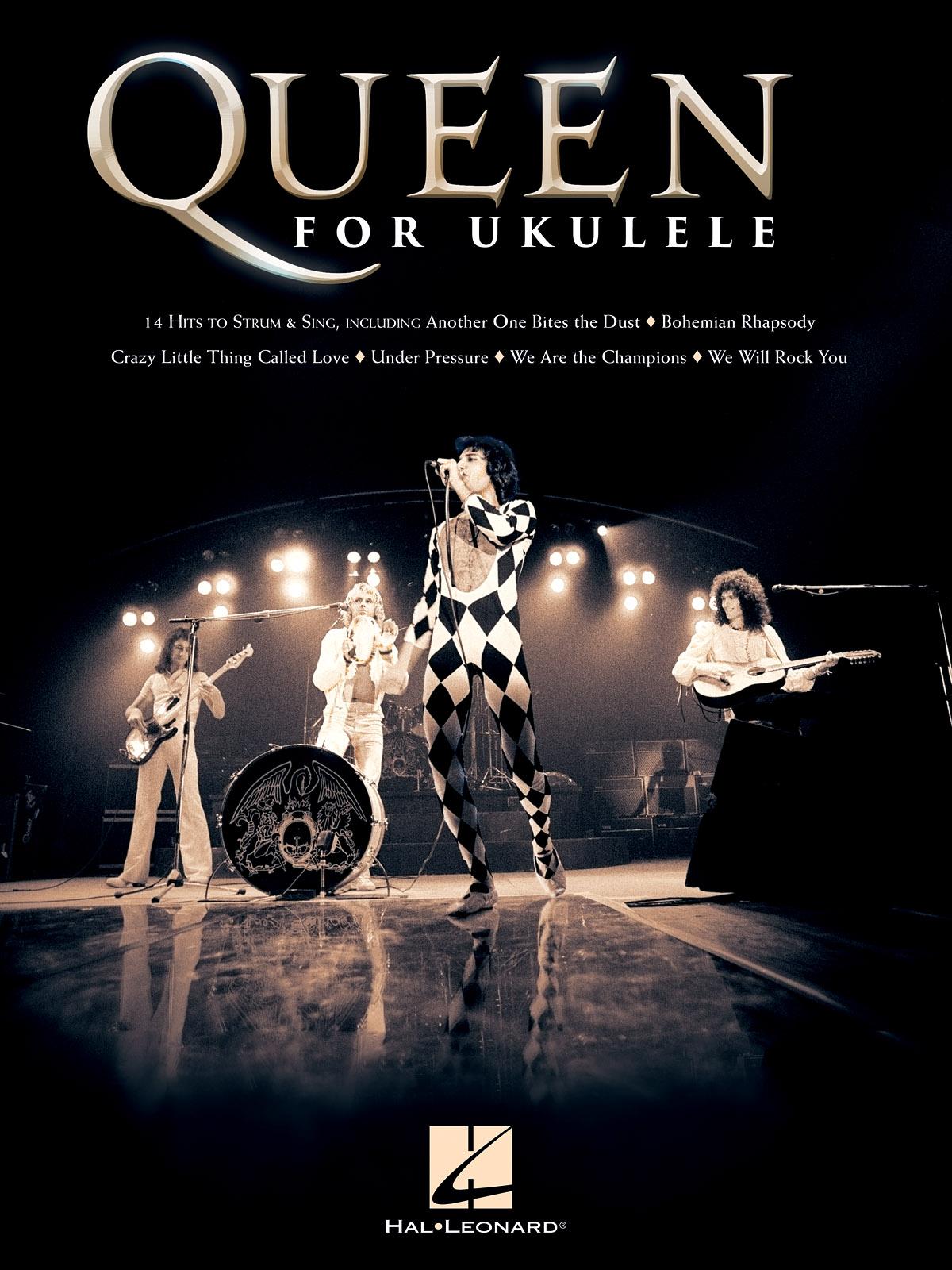 Queen: Queen for Ukulele: Ukulele Solo: Artist Songbook