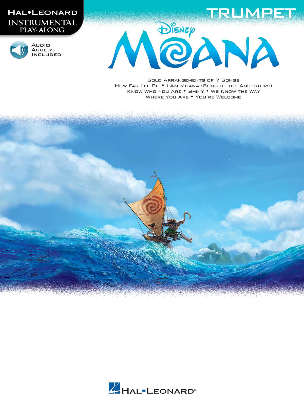 Lin-Manuel Miranda: Moana - Trumpet: Trumpet Solo: Instrumental Album