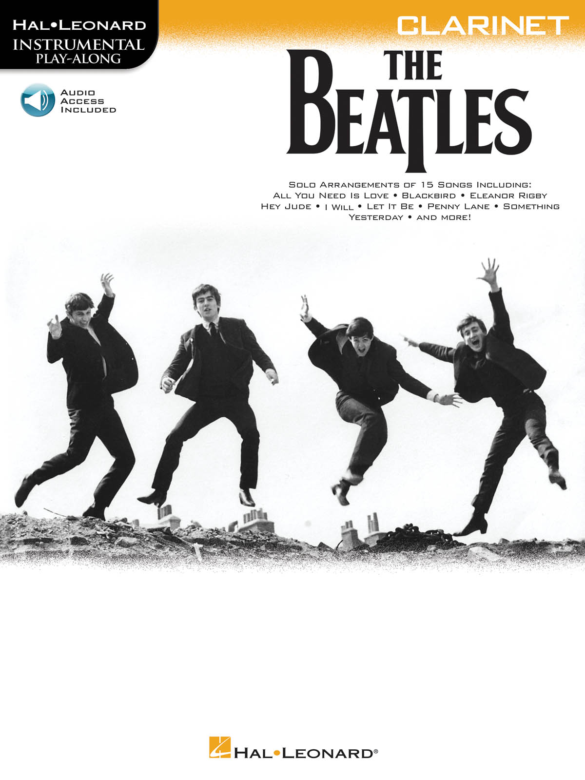 The Beatles - Instrumental Play-Along For Clarinet: Clarinet Solo: Artist