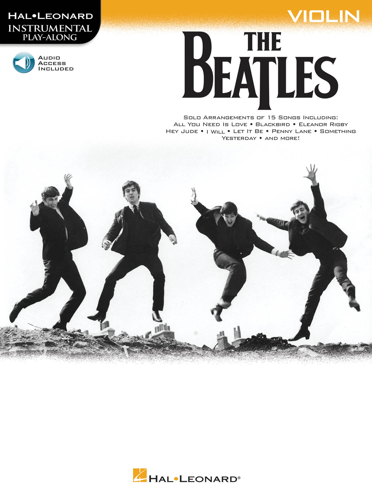 The Beatles - Instrumental Play-Along: Violin Solo: Artist Songbook