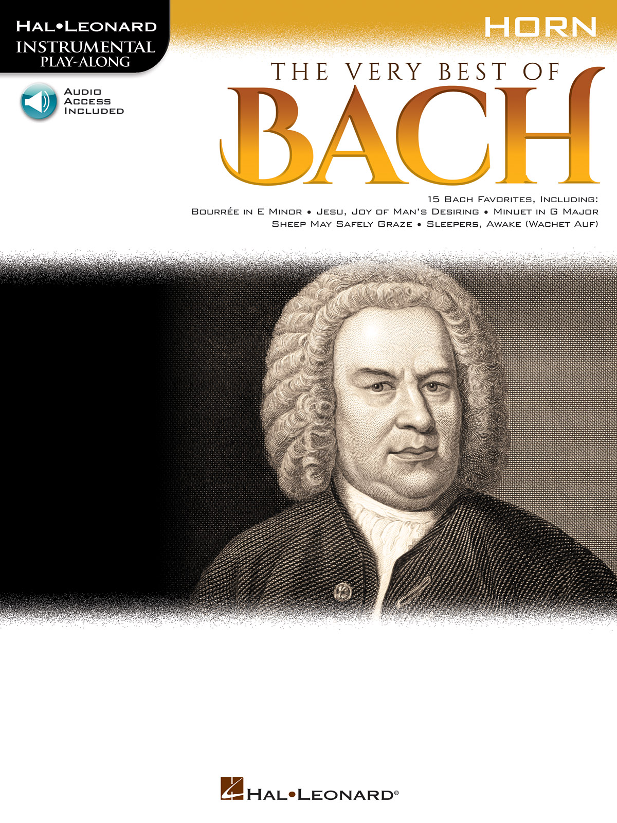 The Very Best of Bach - Horn: French Horn Solo: Instrumental Album