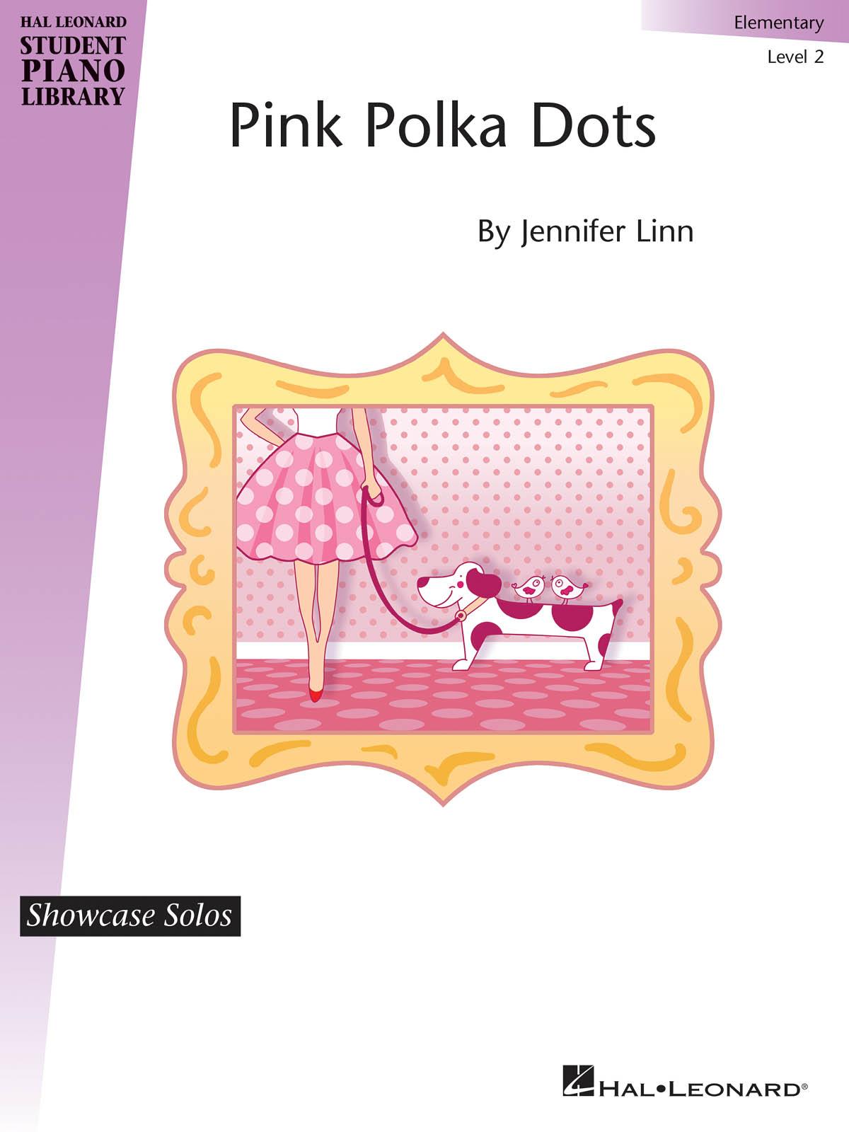 Jennifer Linn: Pink Polka Dots: Piano: Instrumental Album