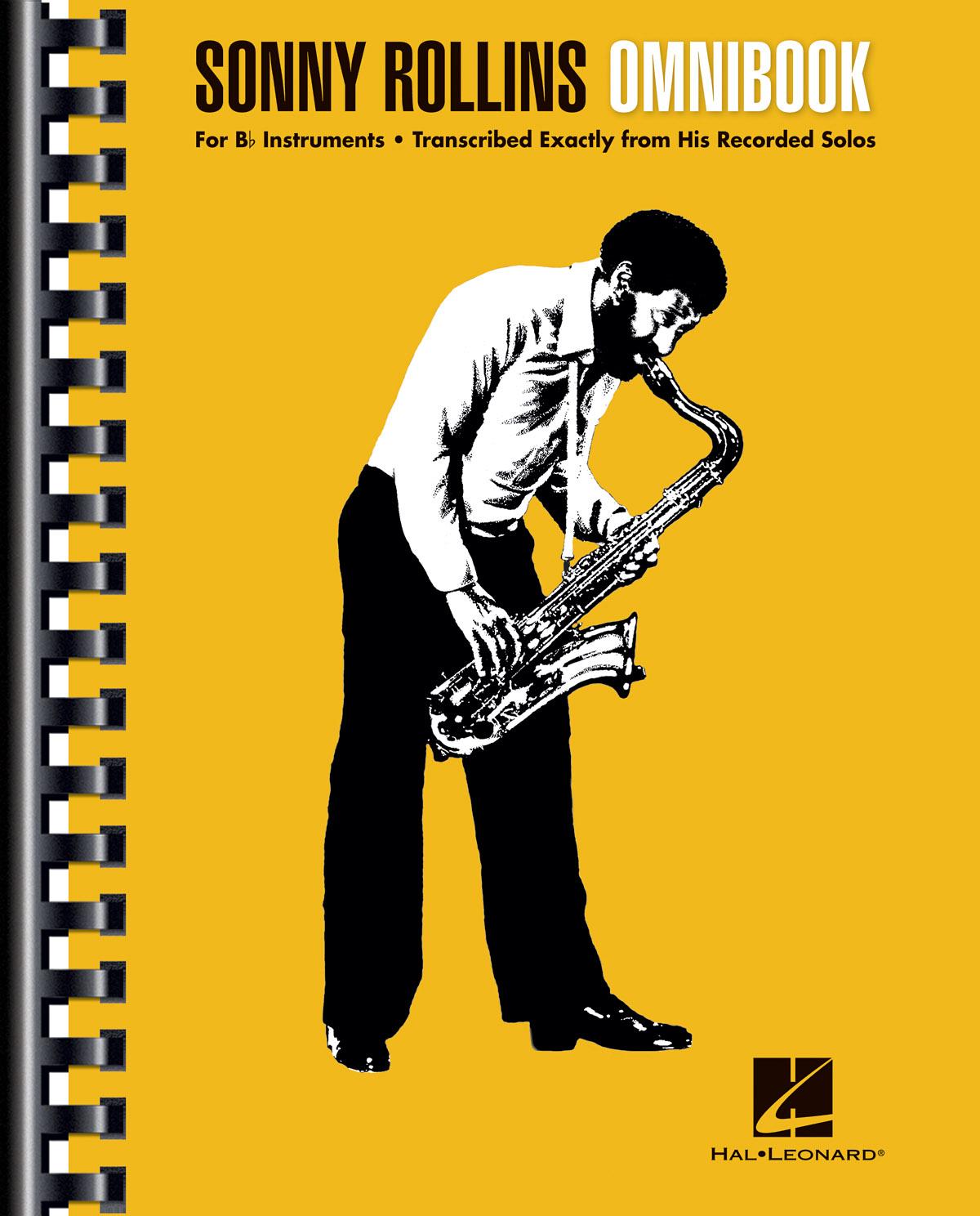 Sonny Rollins: Sonny Rollins Omnibook for B-Flat Instruments: B-Flat Instrument: