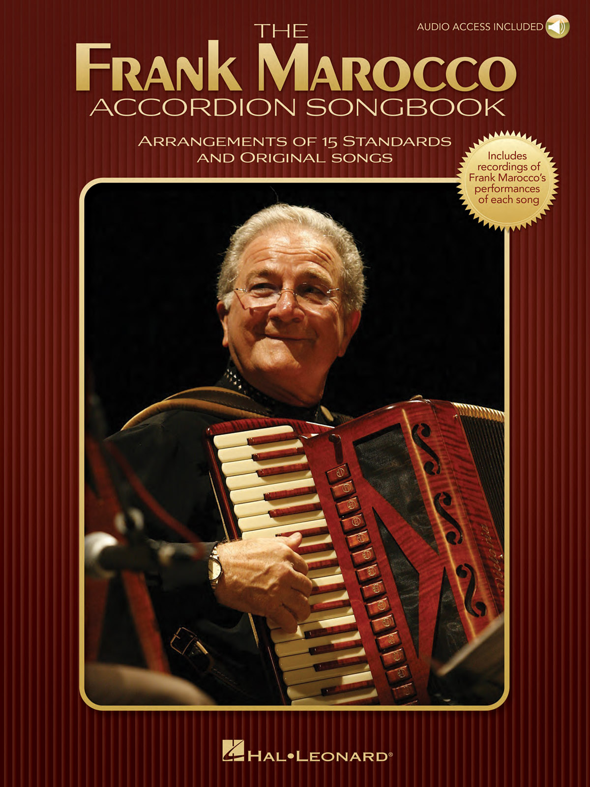 The Frank Marocco Accordion Songbook: Accordion Solo: Instrumental Album