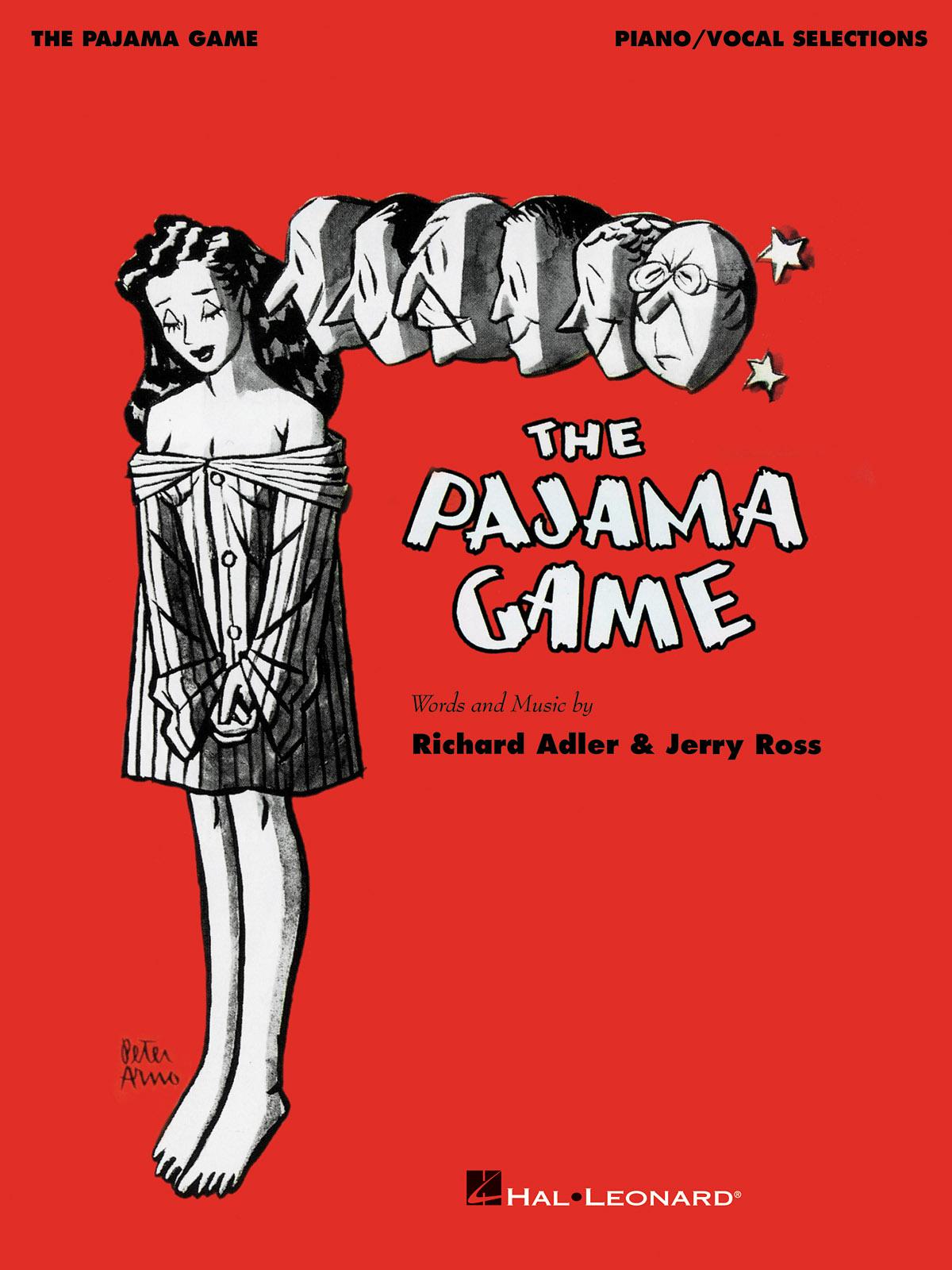 Richard Adler Jerry Ross: The Pajama Game: Piano  Vocal and Guitar: Album