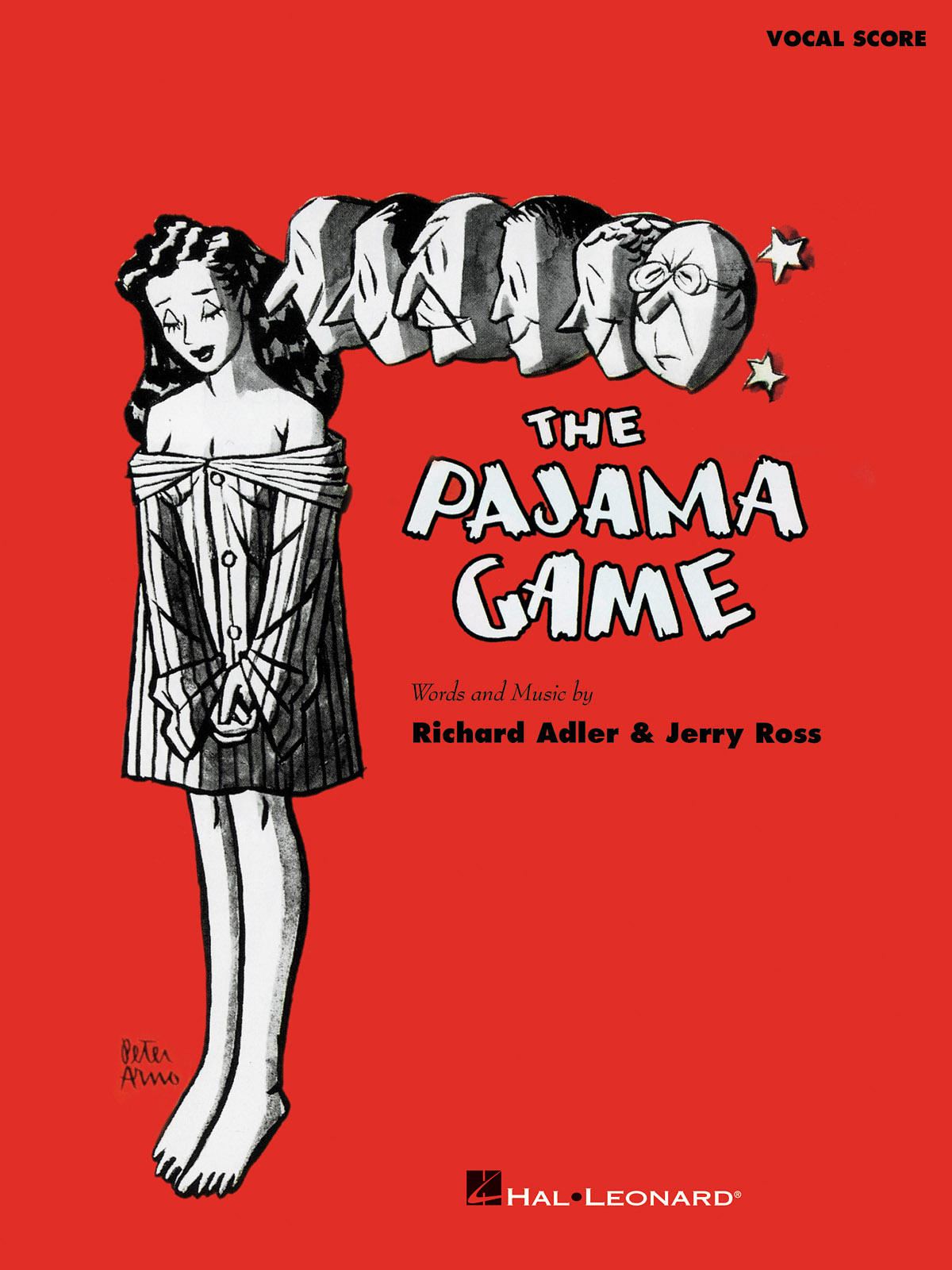 Richard Adler Jerry Ross: The Pajama Game: Vocal and Piano: Vocal Score
