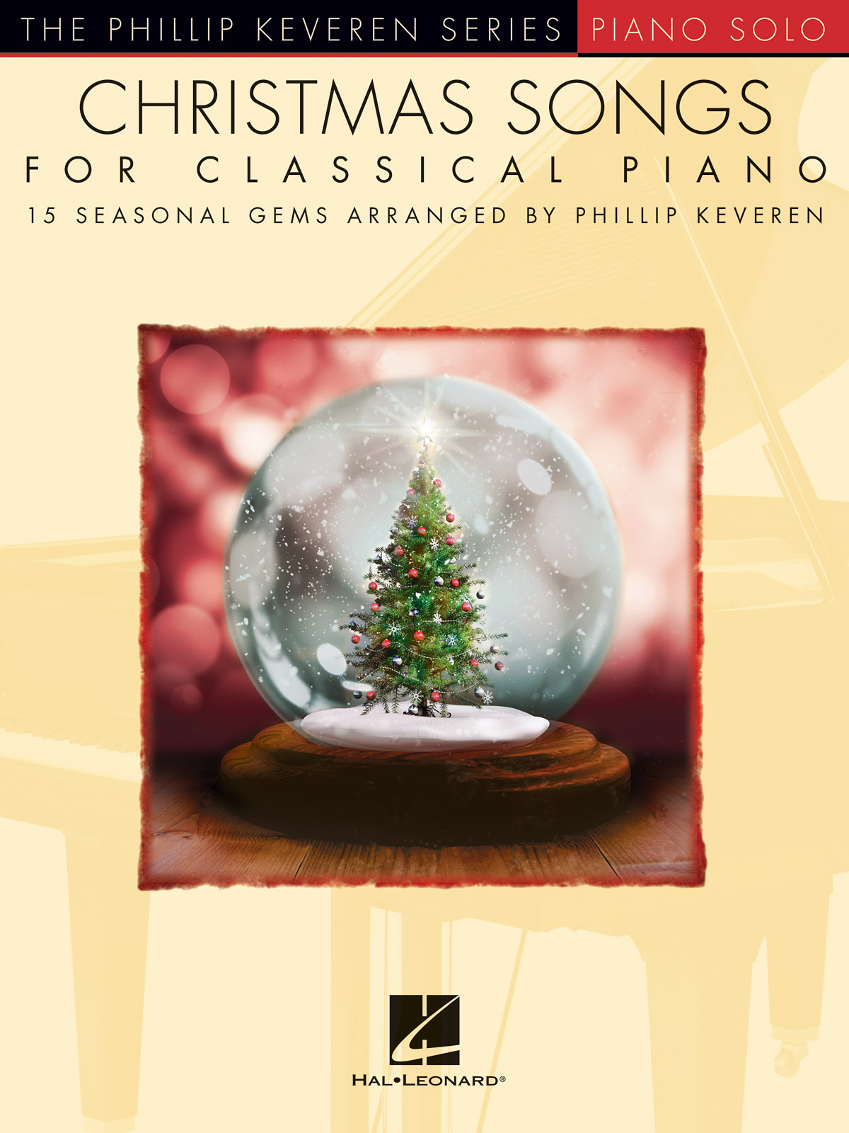 Christmas Songs For Classical Piano: Piano Solo: Album Songbook