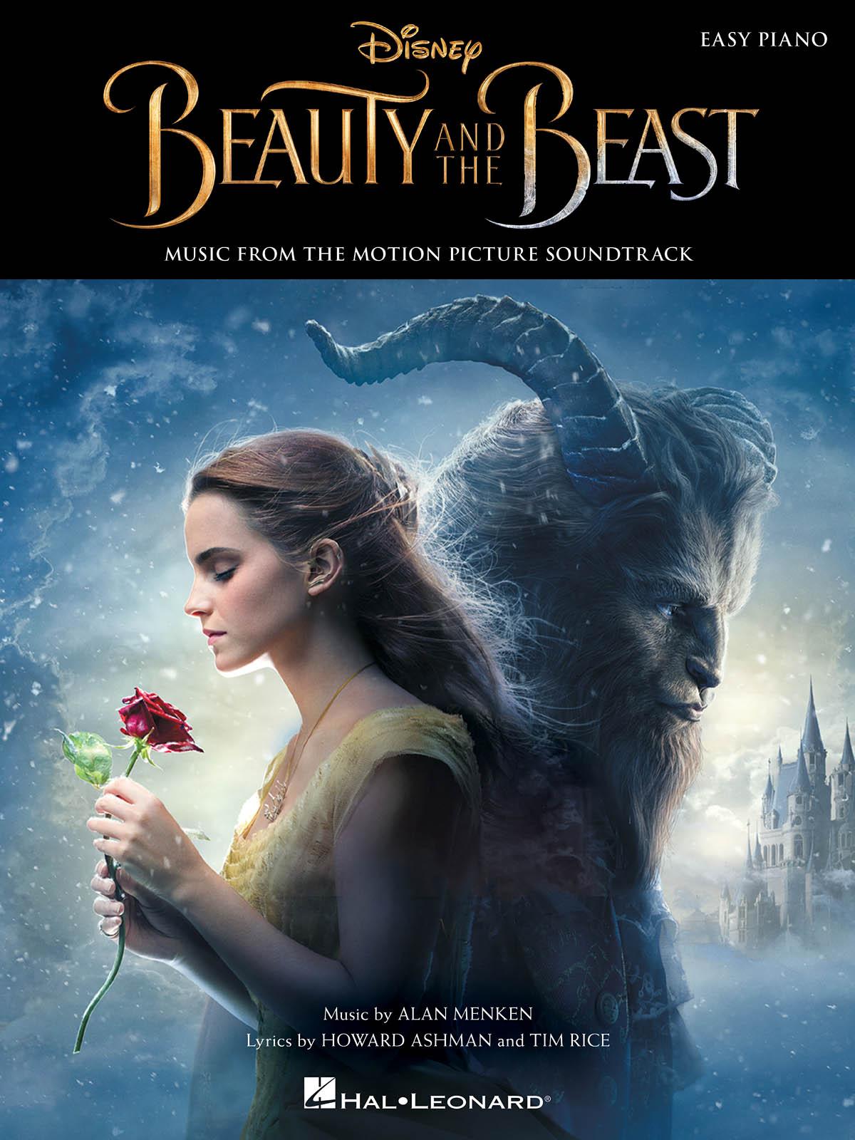 Alan Menken Howard Ashman: Beauty and the Beast - Easy Piano: Easy Piano: Album