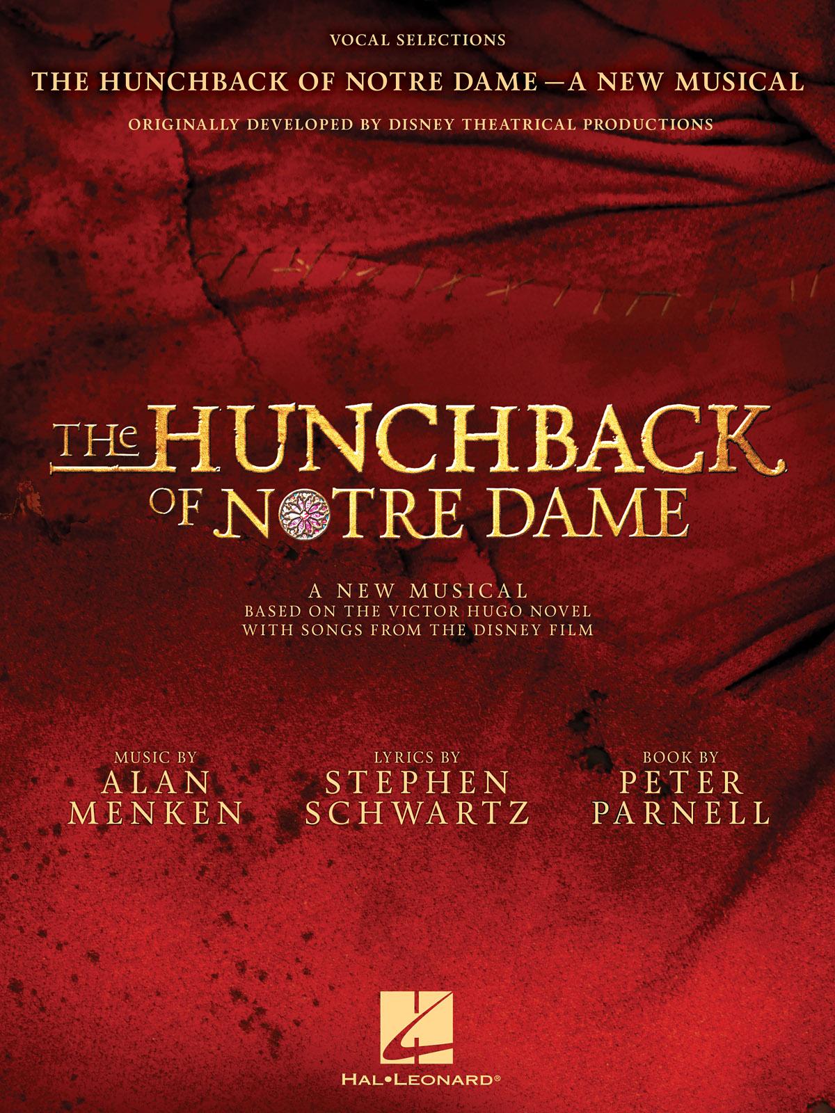 Alan Menken Stephen Schwartz: The Hunchback of Notre Dame: The Stage Musical: