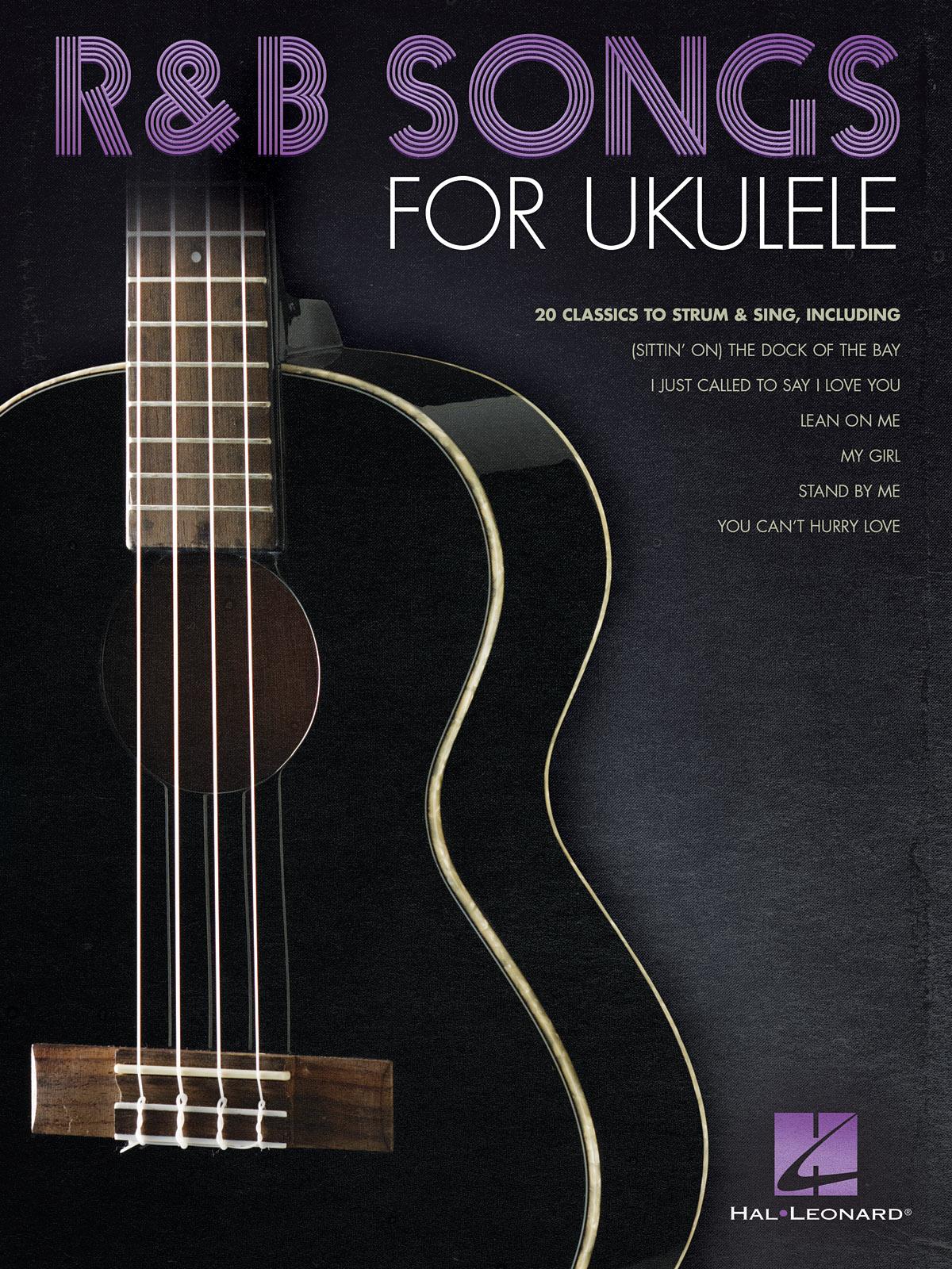 R&B Songs for Ukulele: Ukulele Solo: Instrumental Album