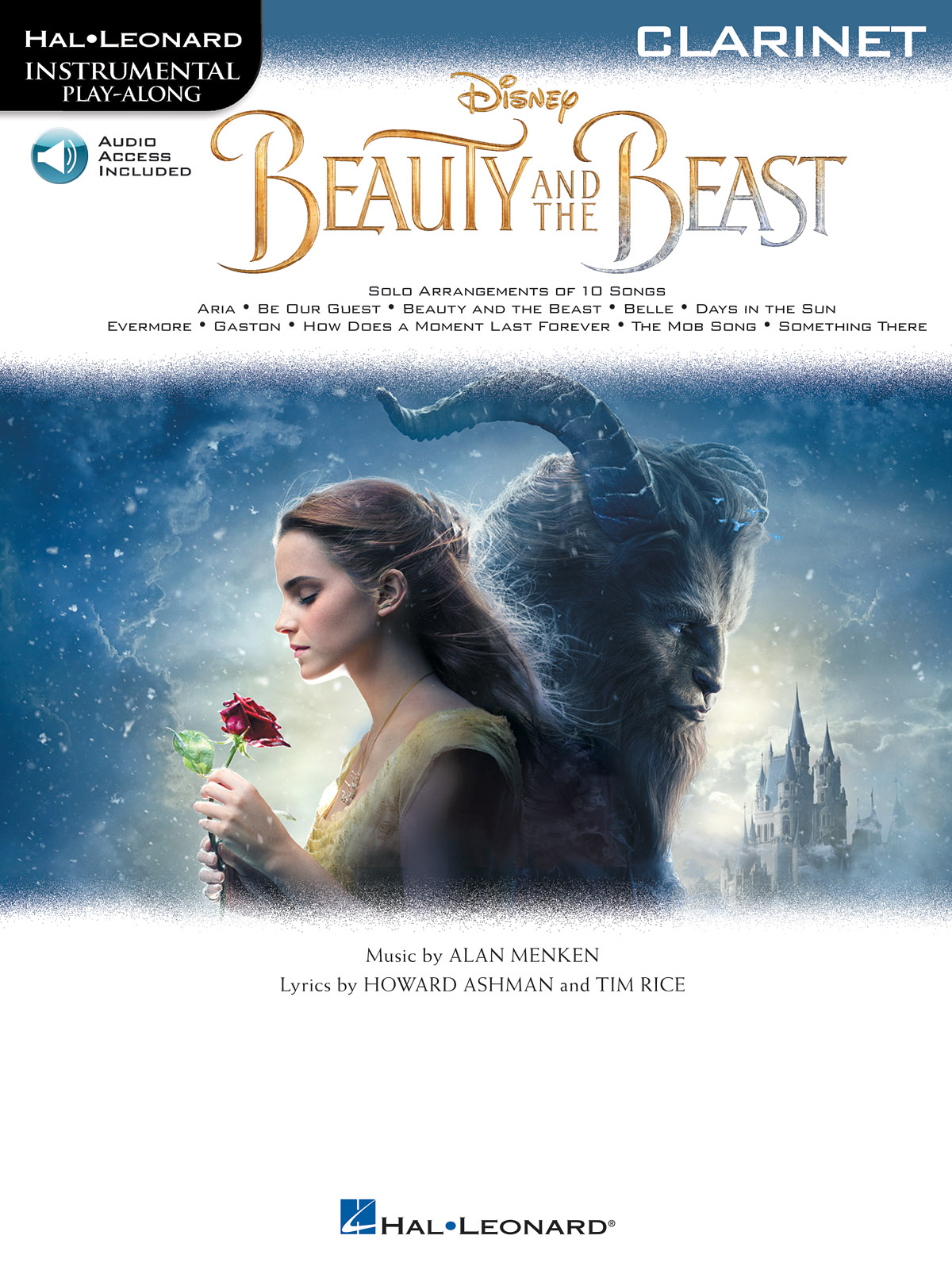 Beauty and the Beast - Clarinet: Clarinet Solo: Instrumental Album