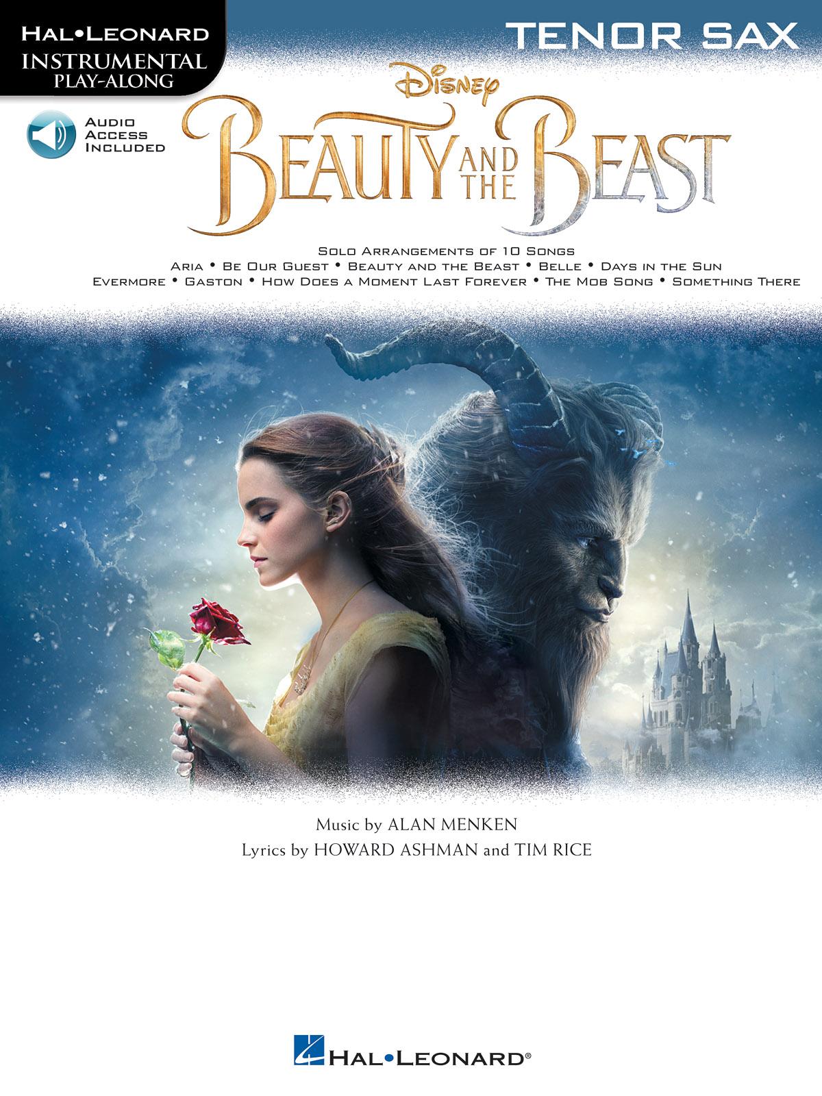 Beauty and the Beast - Tenor Saxophone: Tenor Saxophone: Instrumental Album