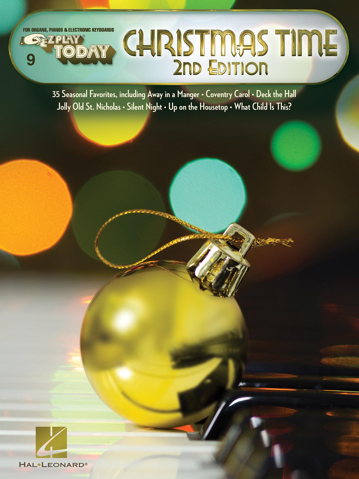 Christmas Time: Piano: Instrumental Work