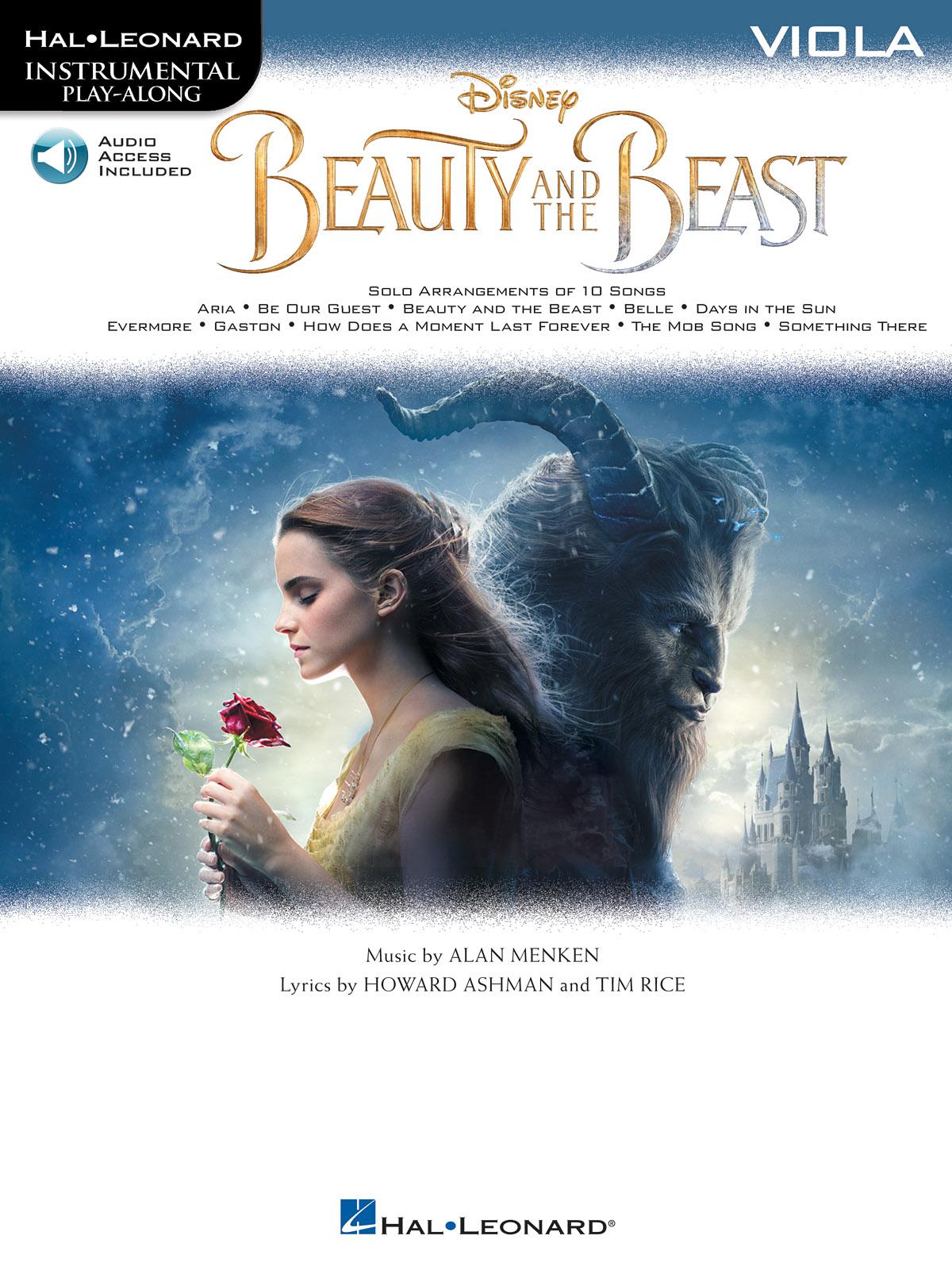 Beauty and the Beast - Viola: Viola Solo: Instrumental Album