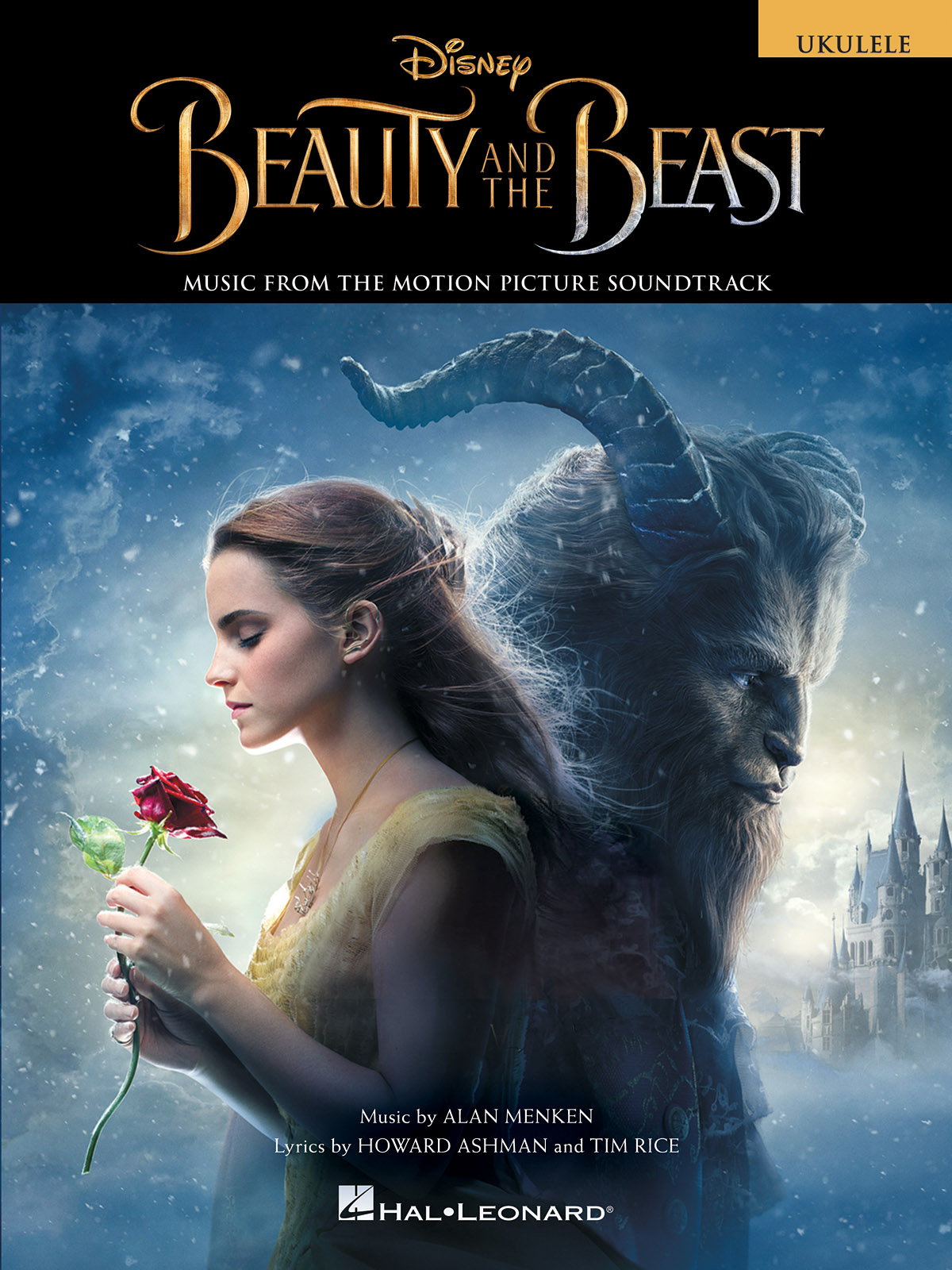 Beauty and the Beast: Ukulele Solo: Album Songbook