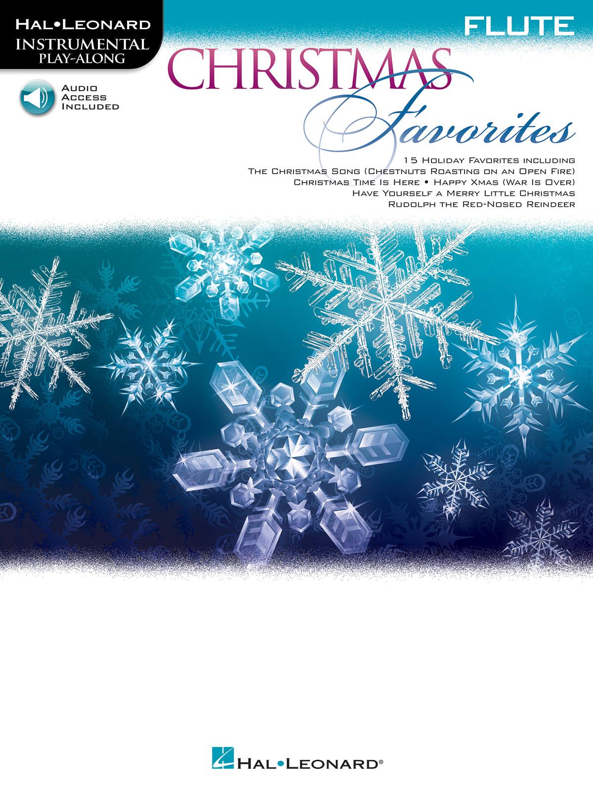 Christmas Favorites: Flute Solo: Instrumental Album
