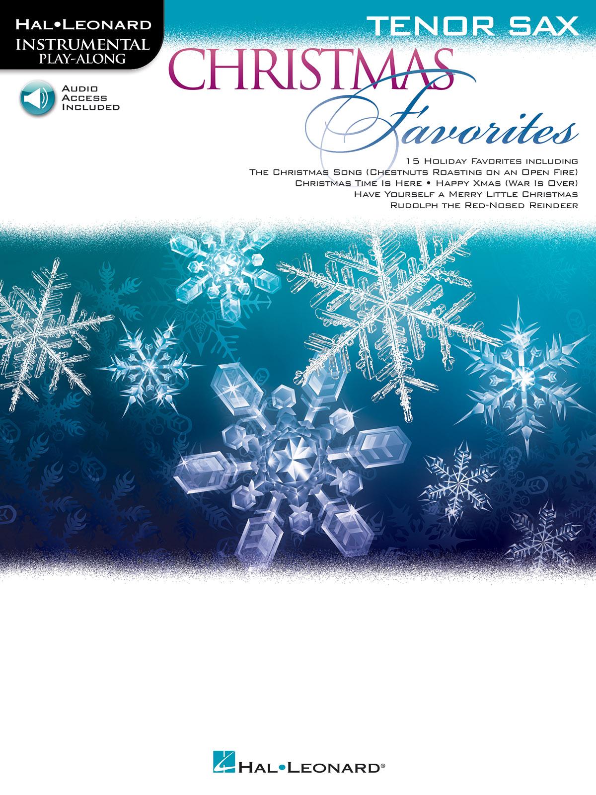 Christmas Favorites: Tenor Saxophone: Instrumental Album