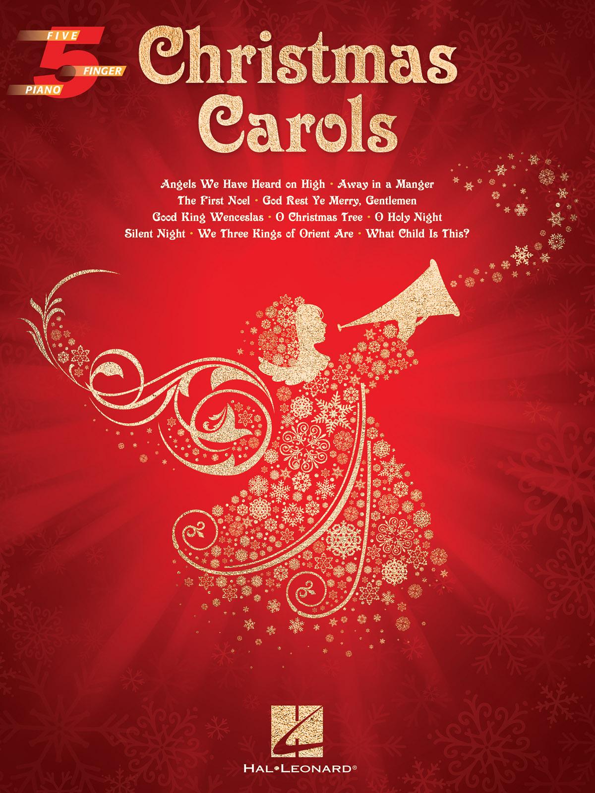 Christmas Carols: Piano: Mixed Songbook