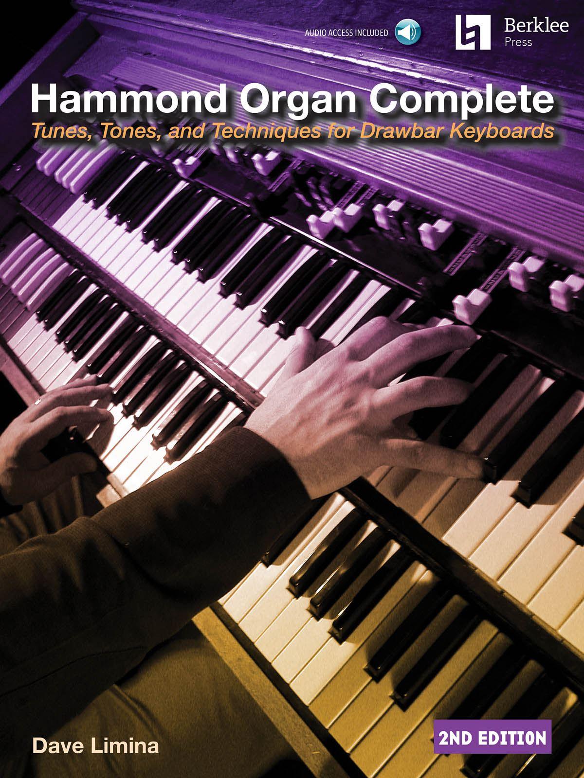 Hammond Organ Complete - 2nd Edition: Keyboard: Instrumental Tutor