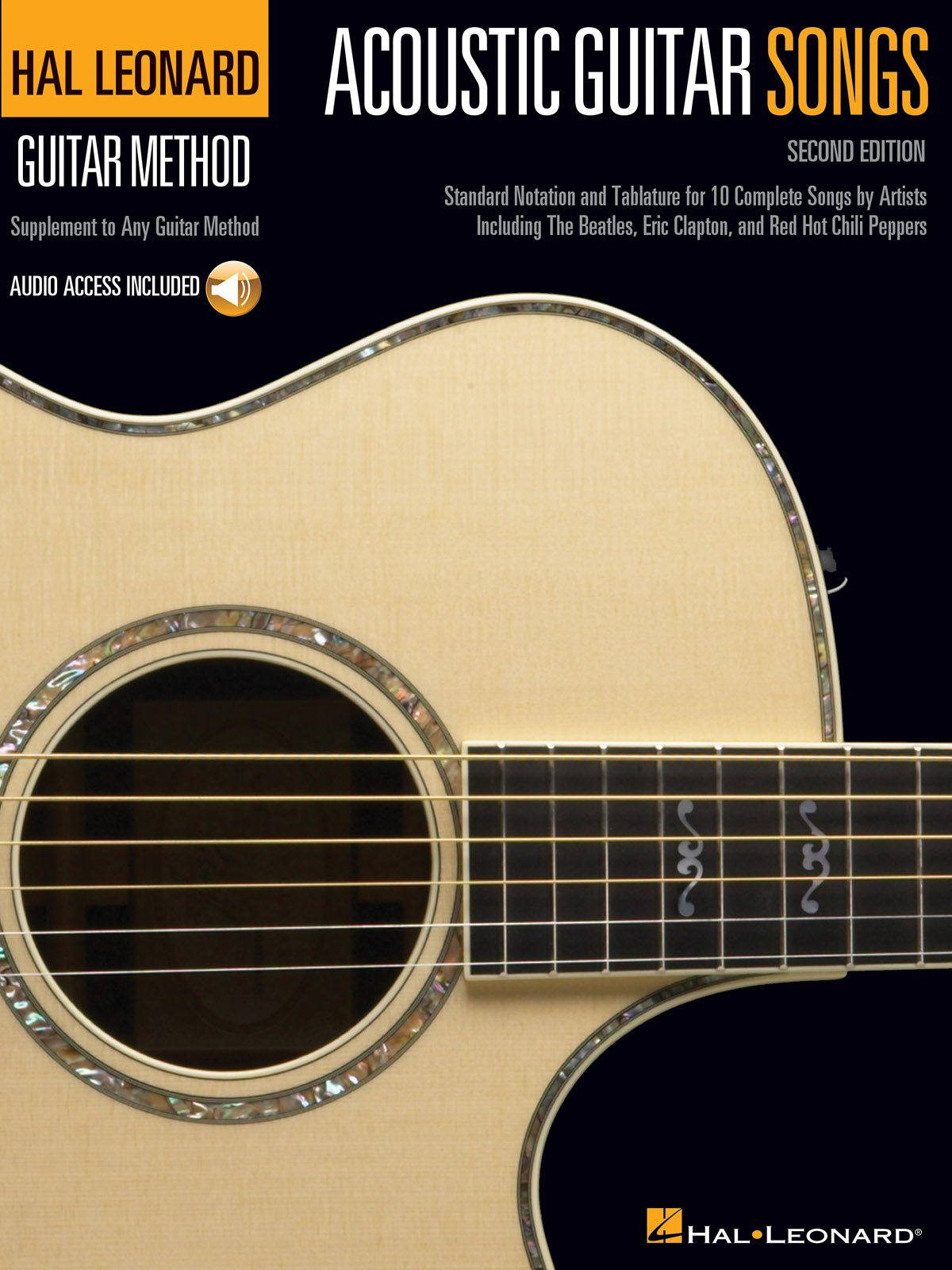 Acoustic Guitar Songs - 2nd Edition: Guitar Solo: Instrumental Album