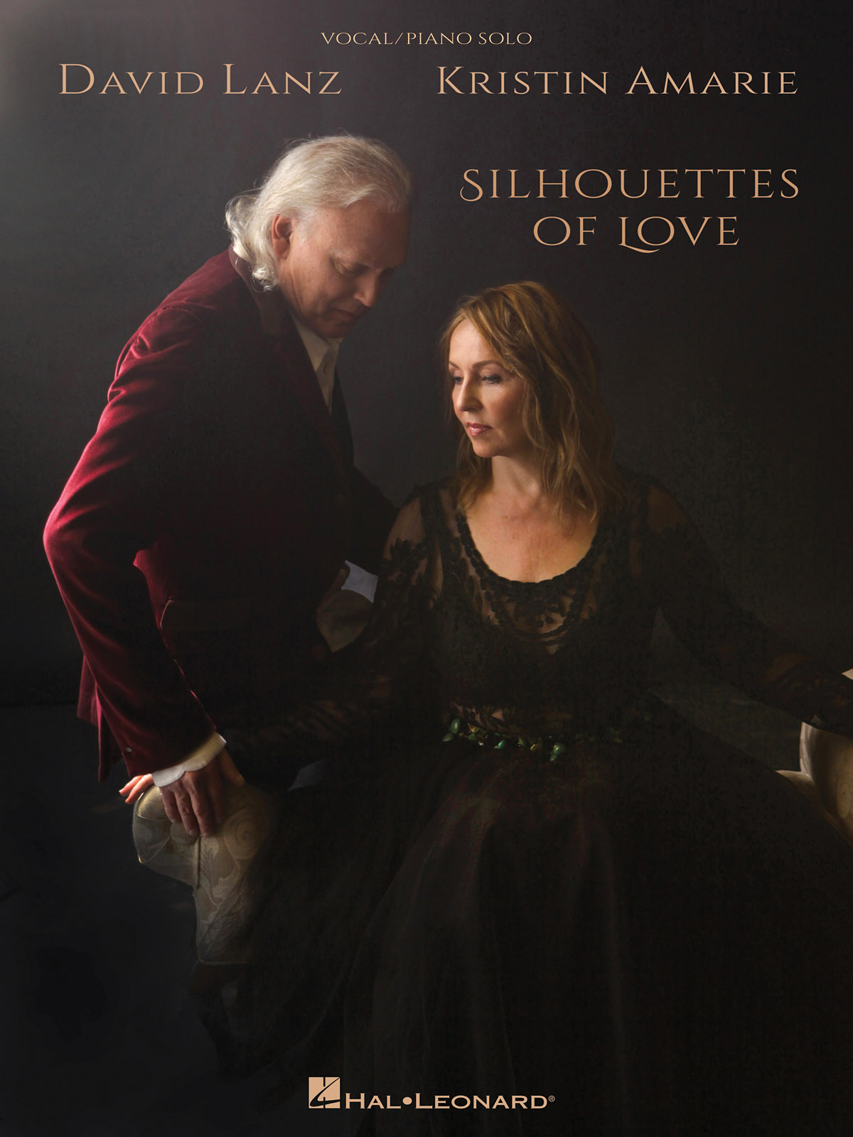 David Lanz Kristin Amarie: David Lanz & Kristin Amarie - Silhouettes of Love: