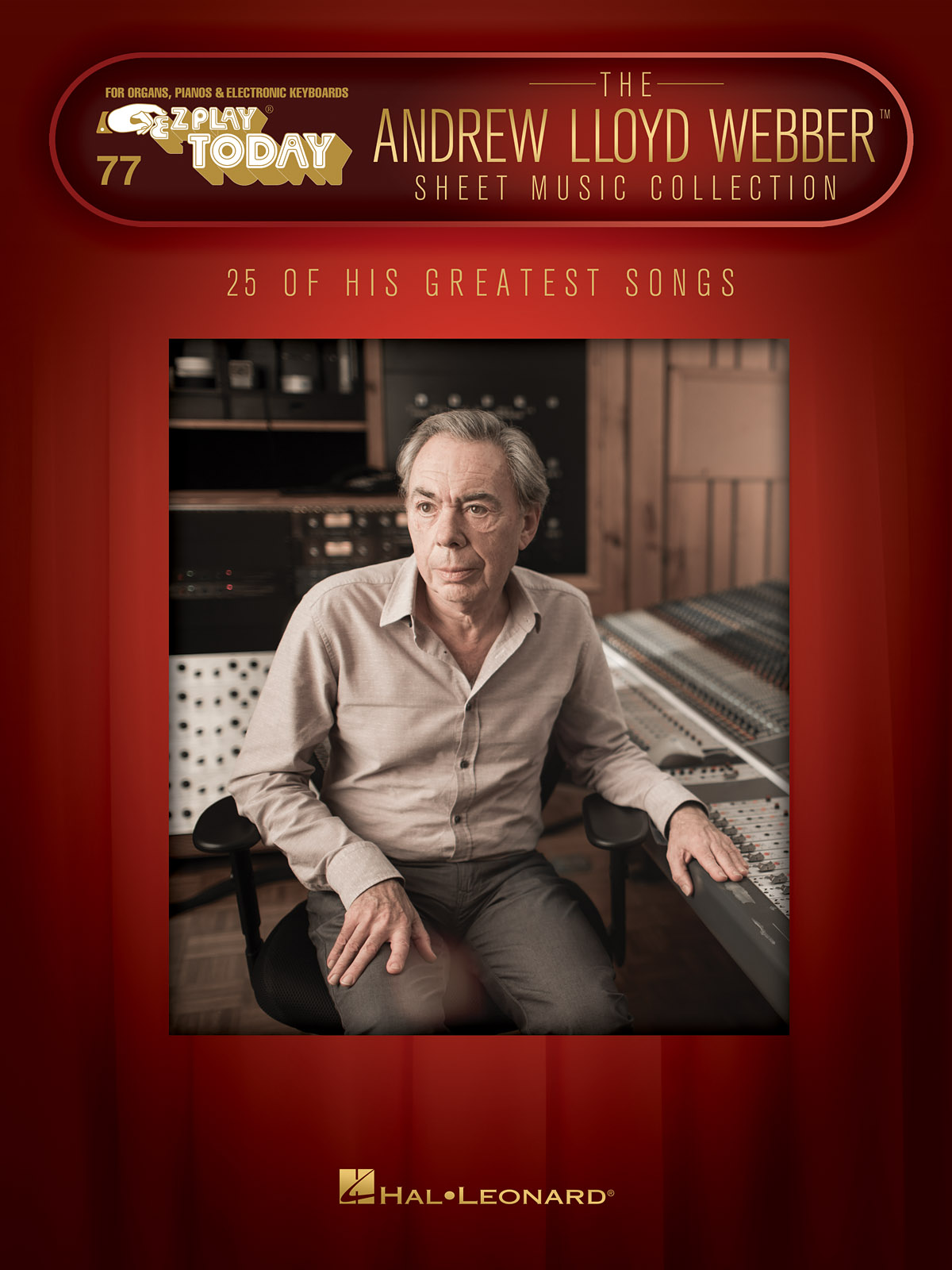 The Andrew Lloyd Webber Sheet Music Collection: Piano: Artist Songbook