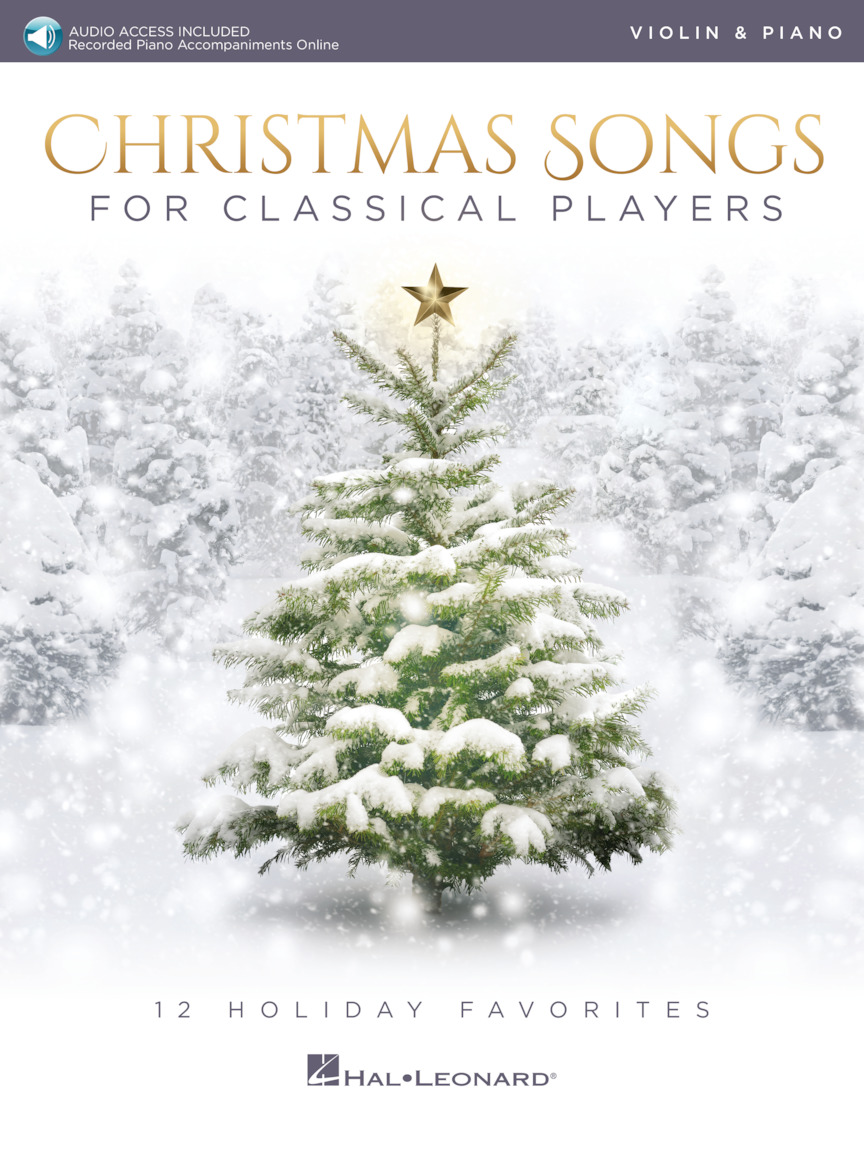 Christmas Songs for Classical Players: Violin and Accomp.: Instrumental Album