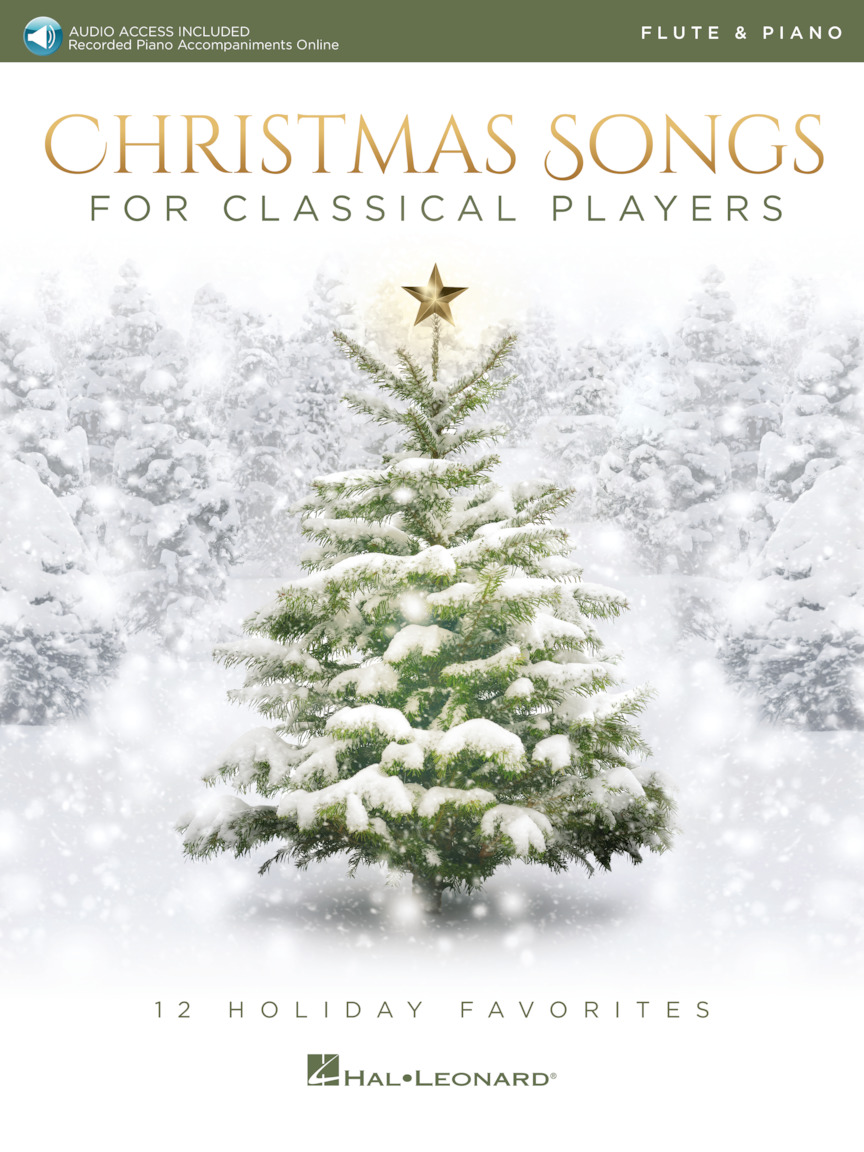 Christmas Songs for Classical Players: Flute and Accomp.: Instrumental Album