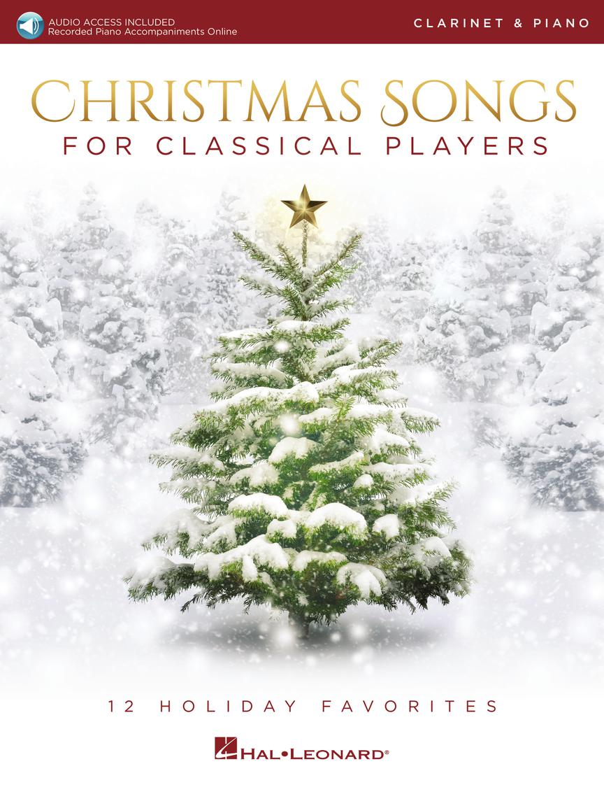 Christmas Songs for Classical Players: Clarinet and Accomp.: Instrumental Album