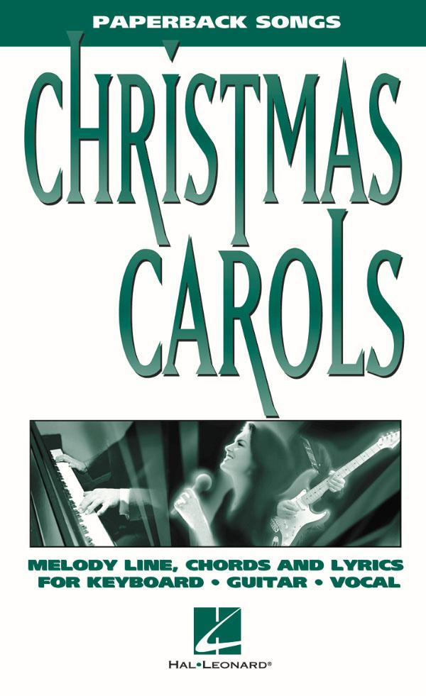 Christmas Carols - Paperback Songs: Piano  Vocal and Guitar: Vocal Album