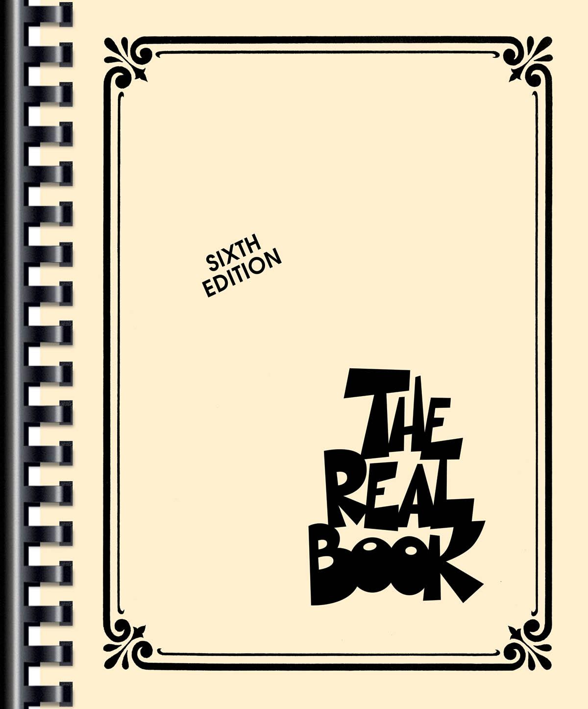 The Real Book - Volume I - Sixth Edition: C Instrument: Instrumental Album